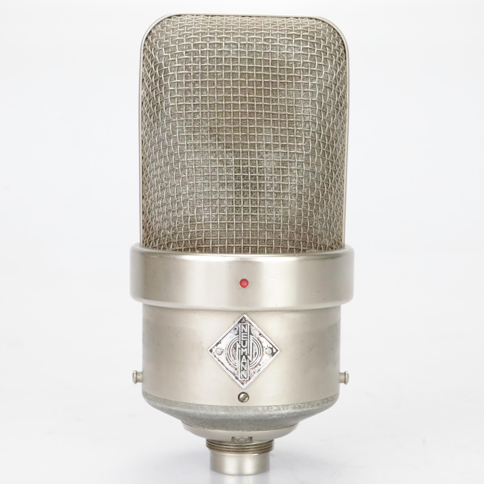 Neumann M249b Tube Condenser Microphone M249 w/ N52a Power Supply #39406