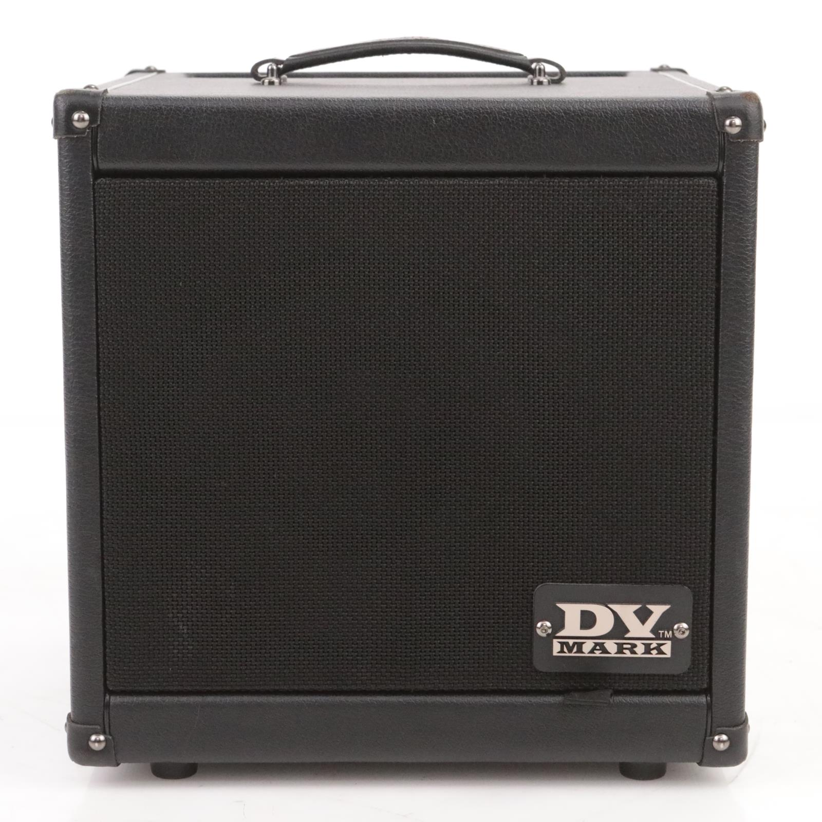 DV Mark AC 101 Acoustic Guitar Amplifier Amp Owned By Frank Gambale #39376