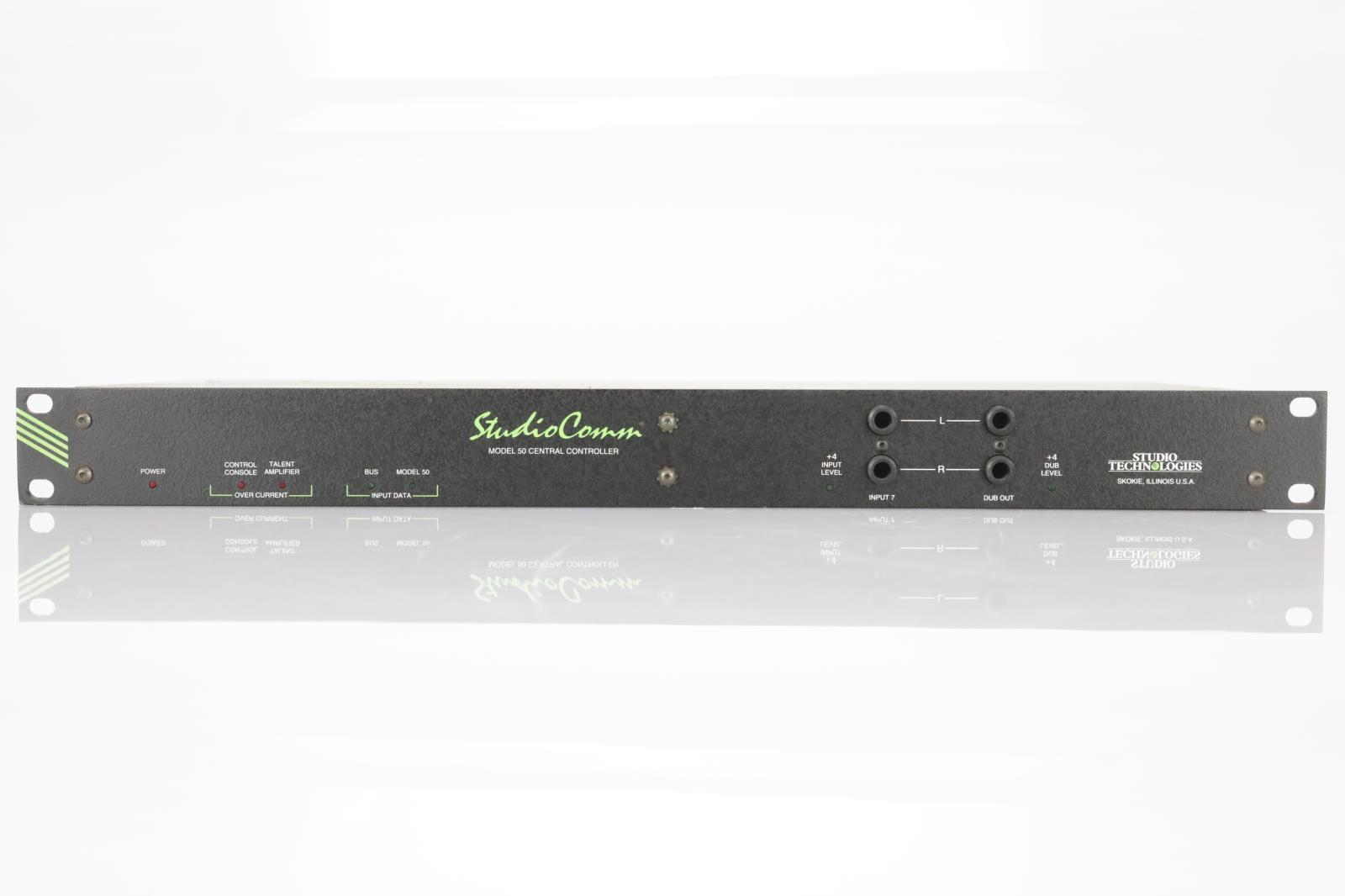 Studio Technologies StudioComm Model 50 Central Controller for Surround #39669