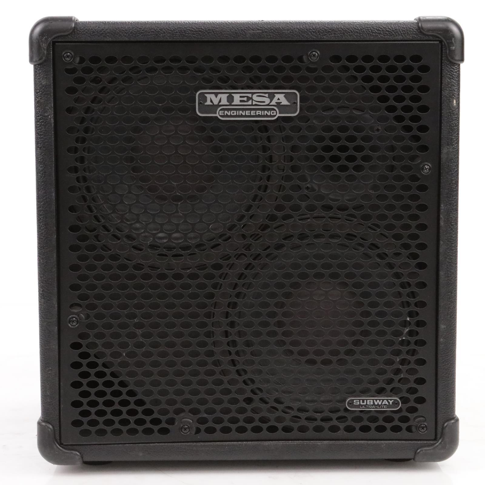 Mesa Boogie Subway Ultra-Lite 2x10 600W Bass Cabinet #39638