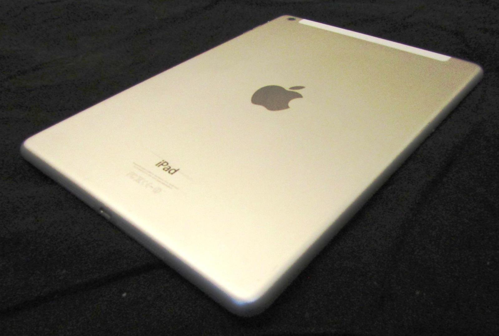 Apple iPad Air 4,2 A1475 128GB | Verizon | Silver | 9.7 ...