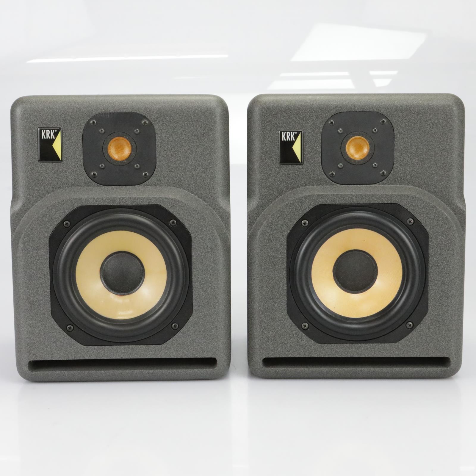 KRK Model 7000B Passive Studio Monitors Speakers Grundman Mastering #39931