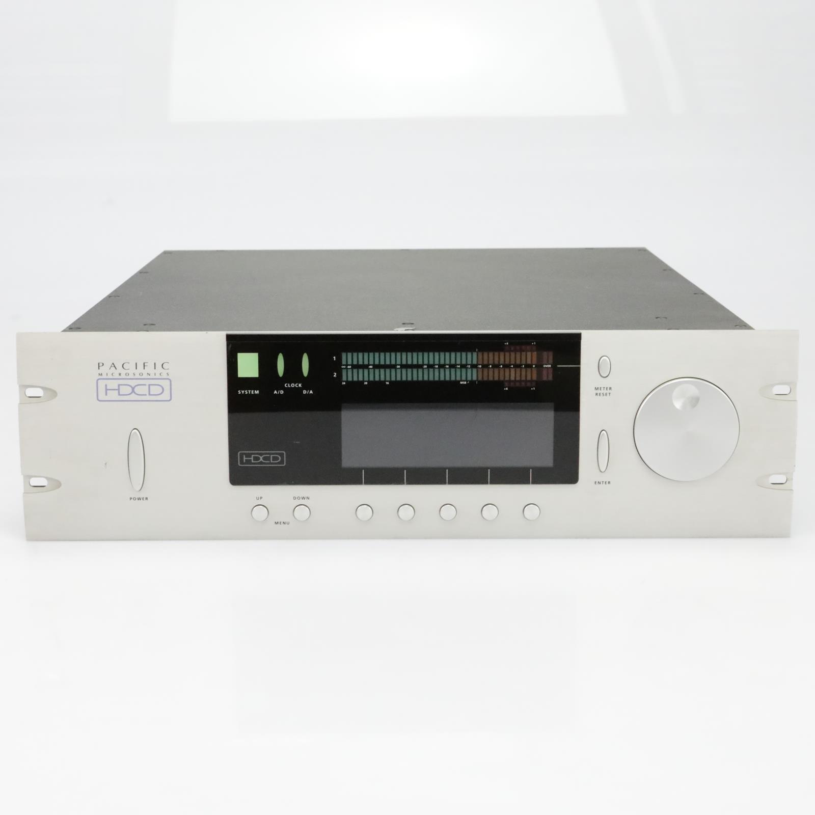 Pacific Microsonics HDCD Model One Processor AD/DA Converter #39933