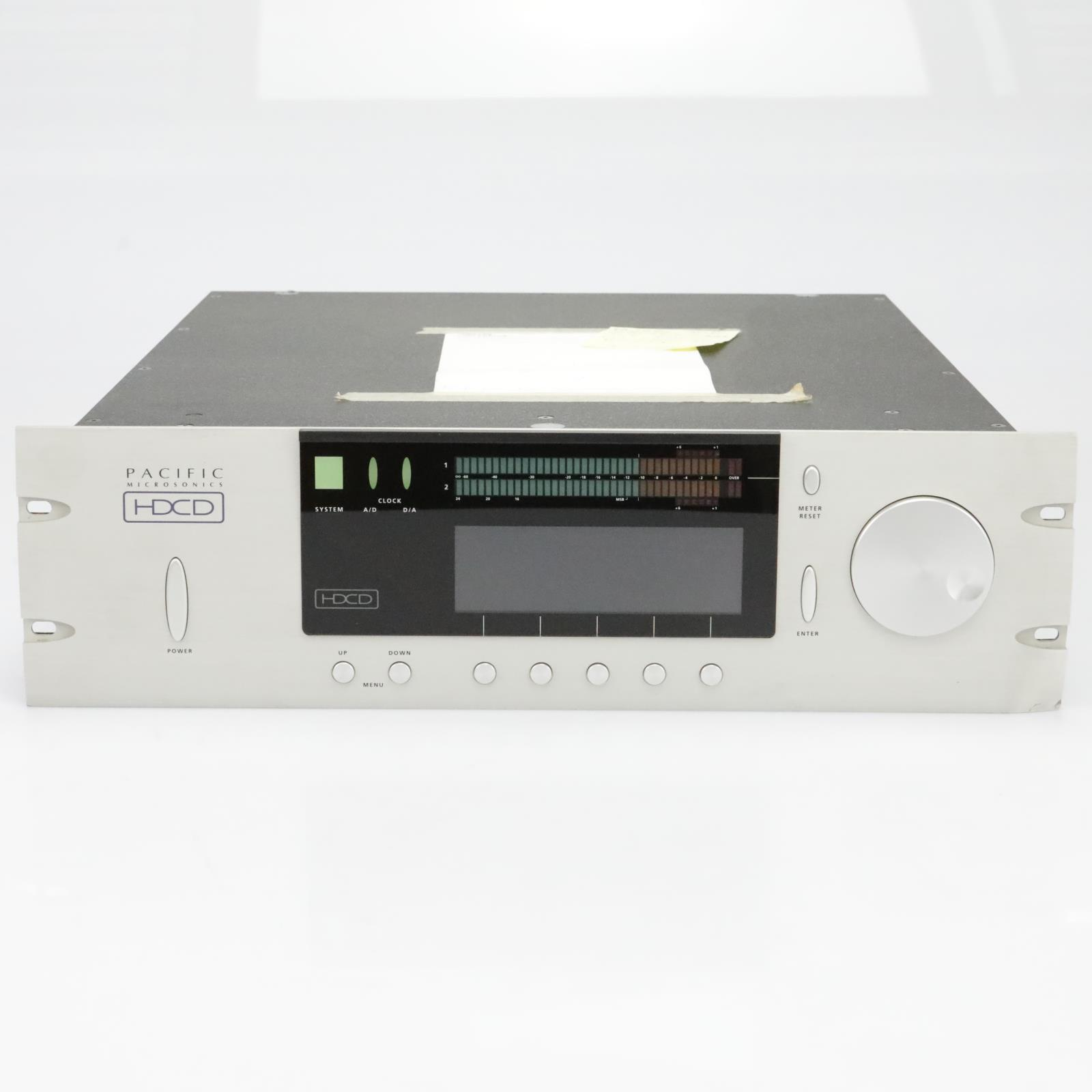 Pacific Microsonics HDCD Model One Processor AD/DA Converter #39932