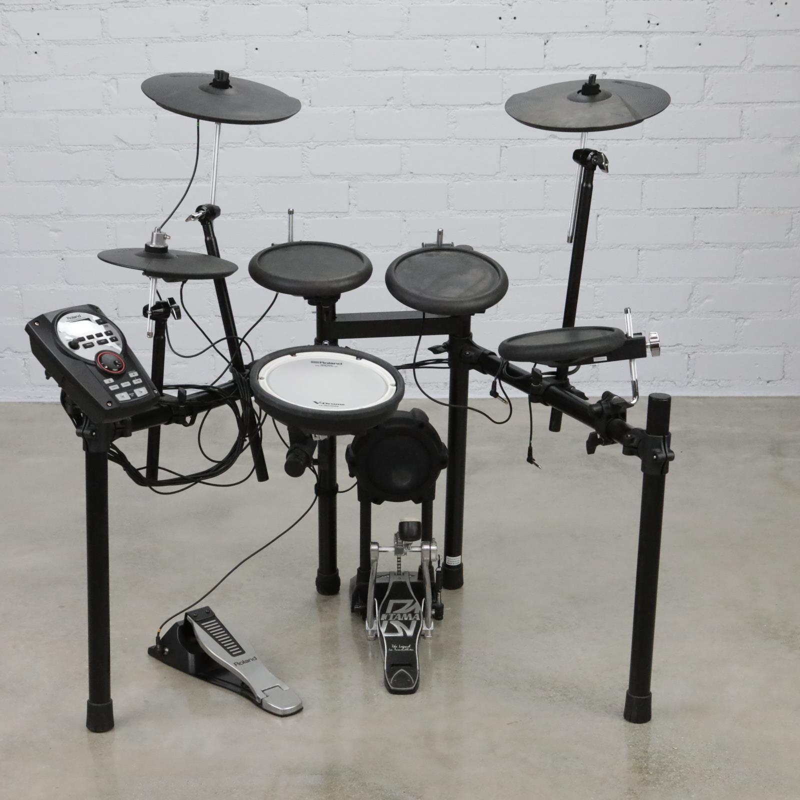 Roland V-Drums TD-11 Sound Module Electronic Drum Kit Drums Pads #39986