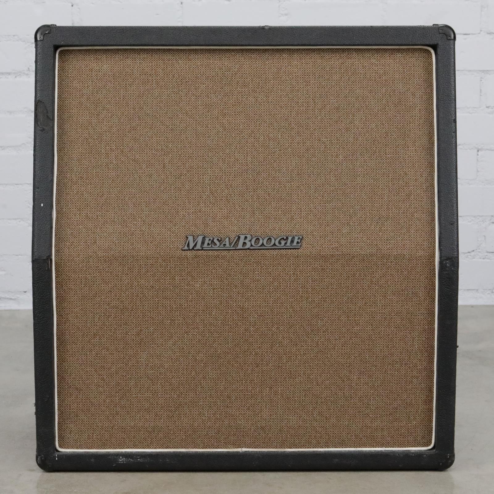Mesa Boogie 4x12 Half Back Cab Celestion Vintage 30 & Eminence Speakers #40198