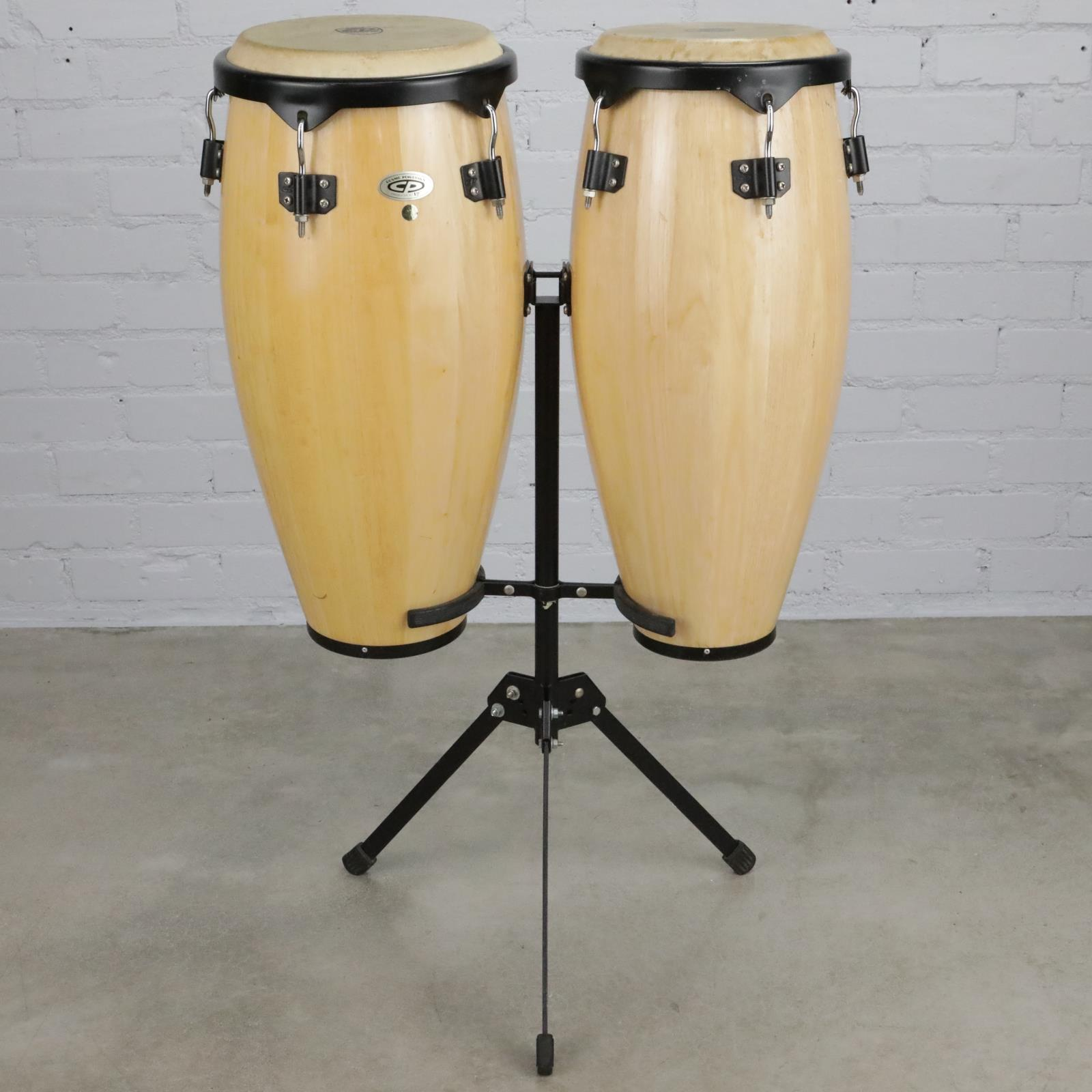 LP Cosmic Percussion CP Conga Set w/ Stand #40304