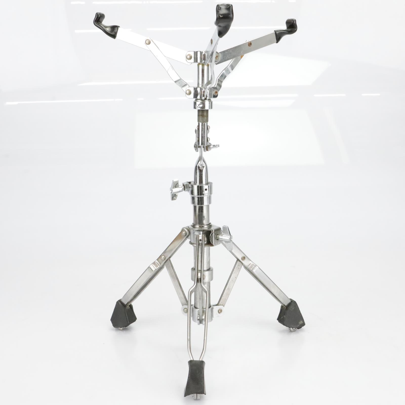 Vintage Ludwig Atlas Snare Stand w/ Extra Tama Multi Clamp #40373
