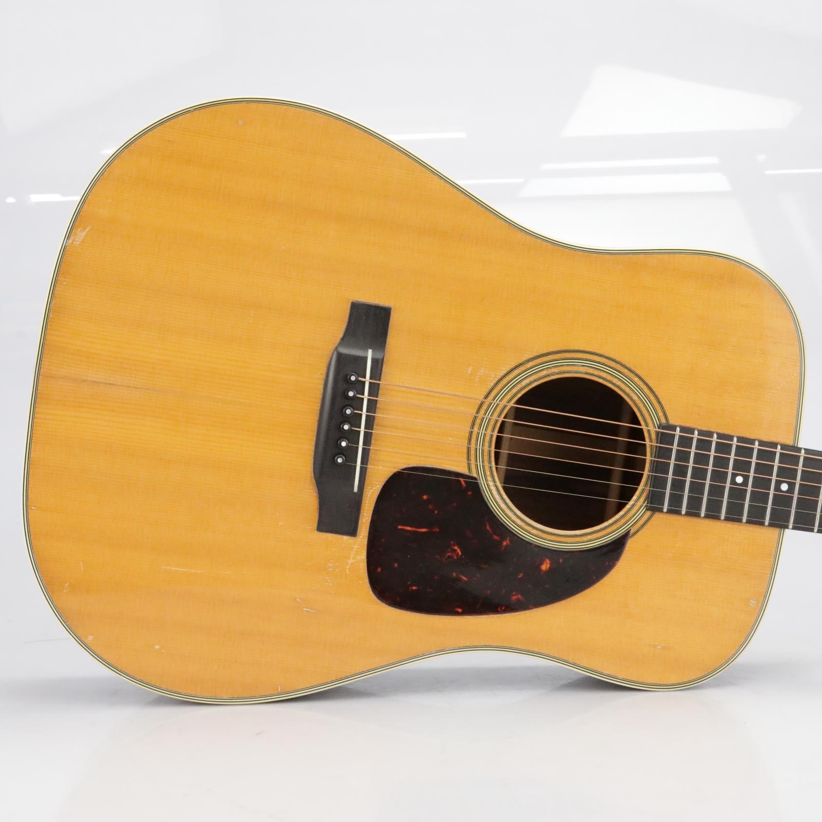 1957 Martin D-28 Acoustic Guitar w/ Case #40496