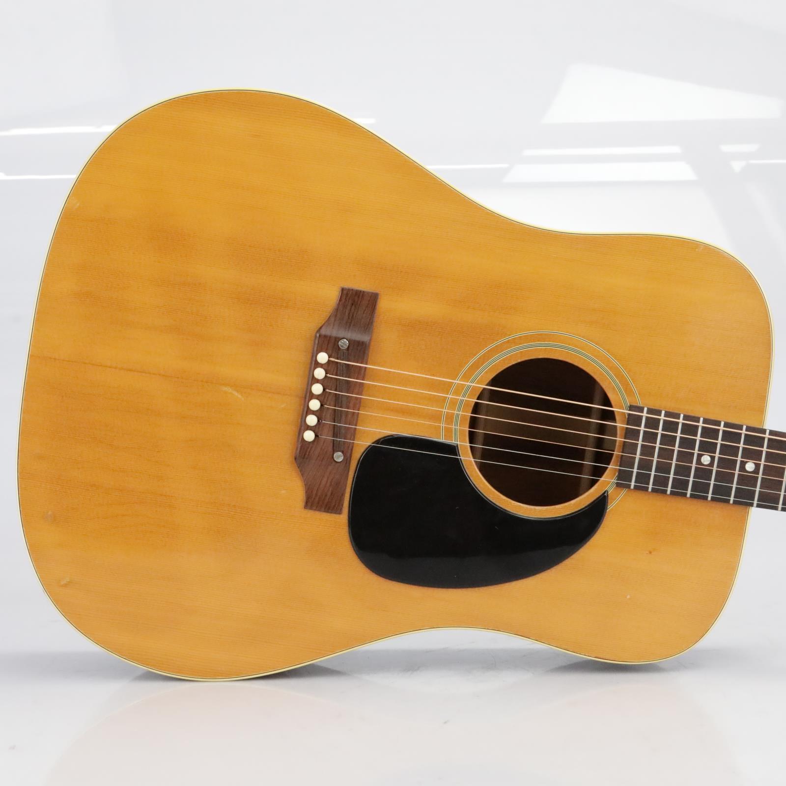 1969 Gibson J-50 Acoustic Guitar w/ Hard Case #40182