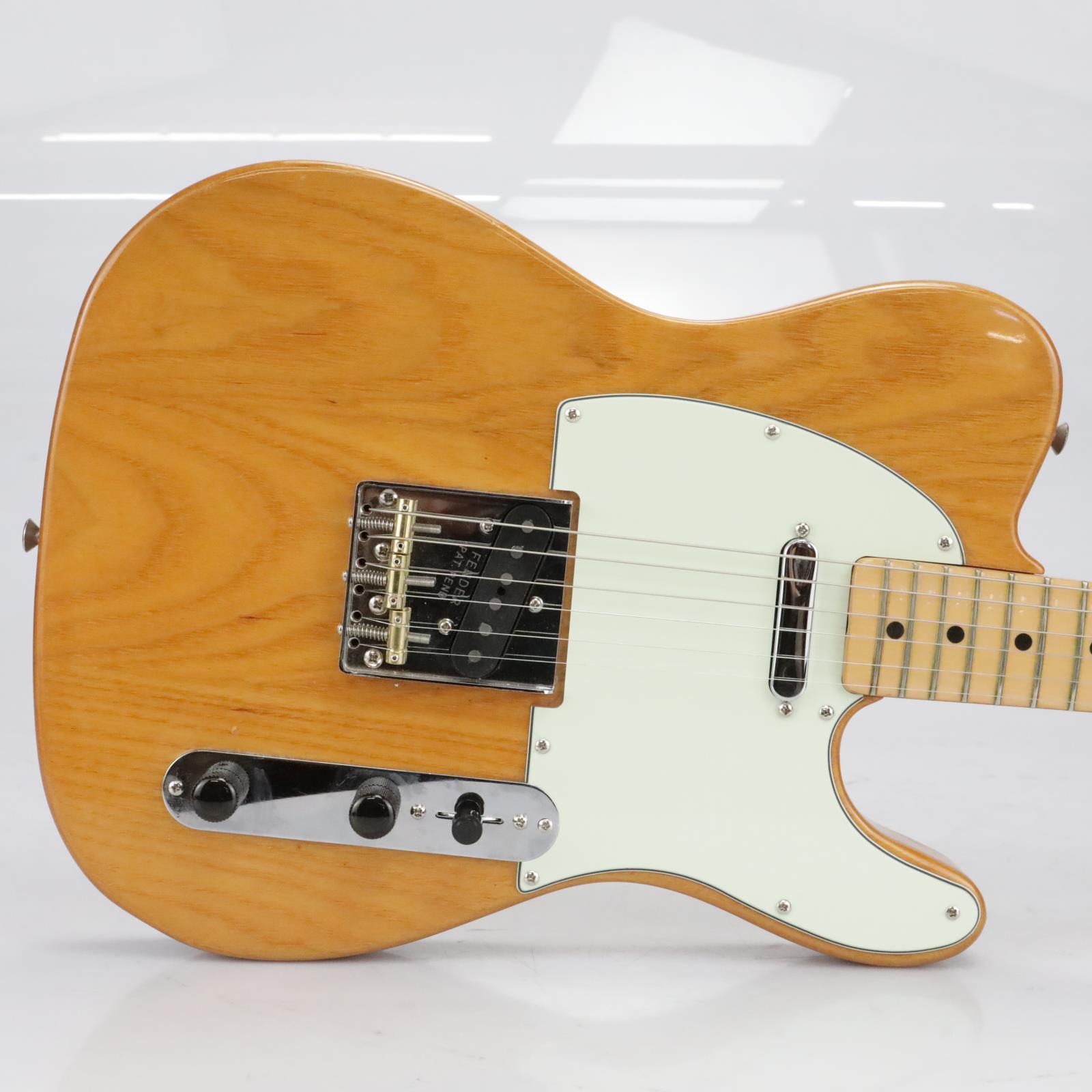 1978 Fender Telecaster Tele Electric Guitar Butterscotch W/ Tweed Case #40188