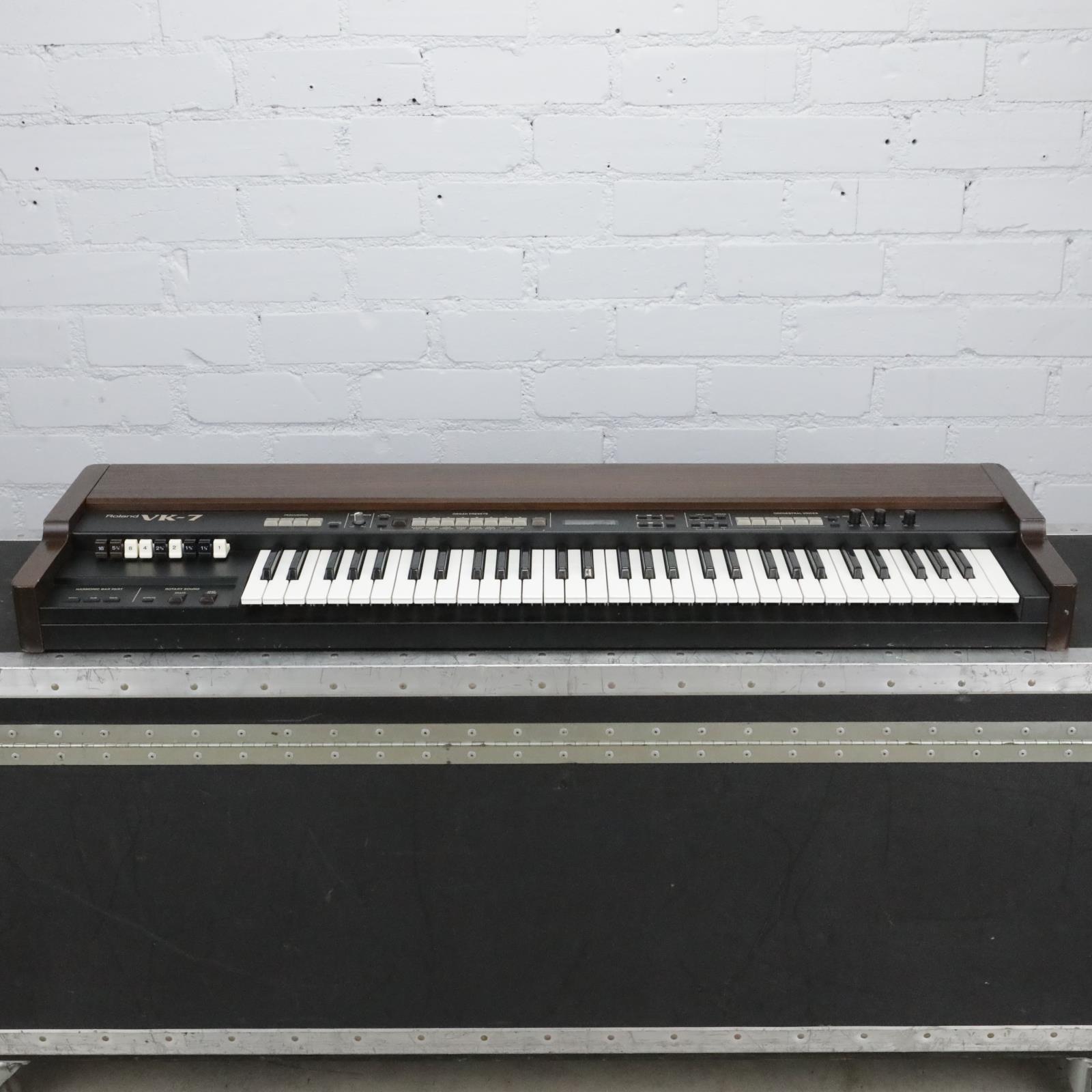 Roland VK-7 Combo Organ Keyboard #40718