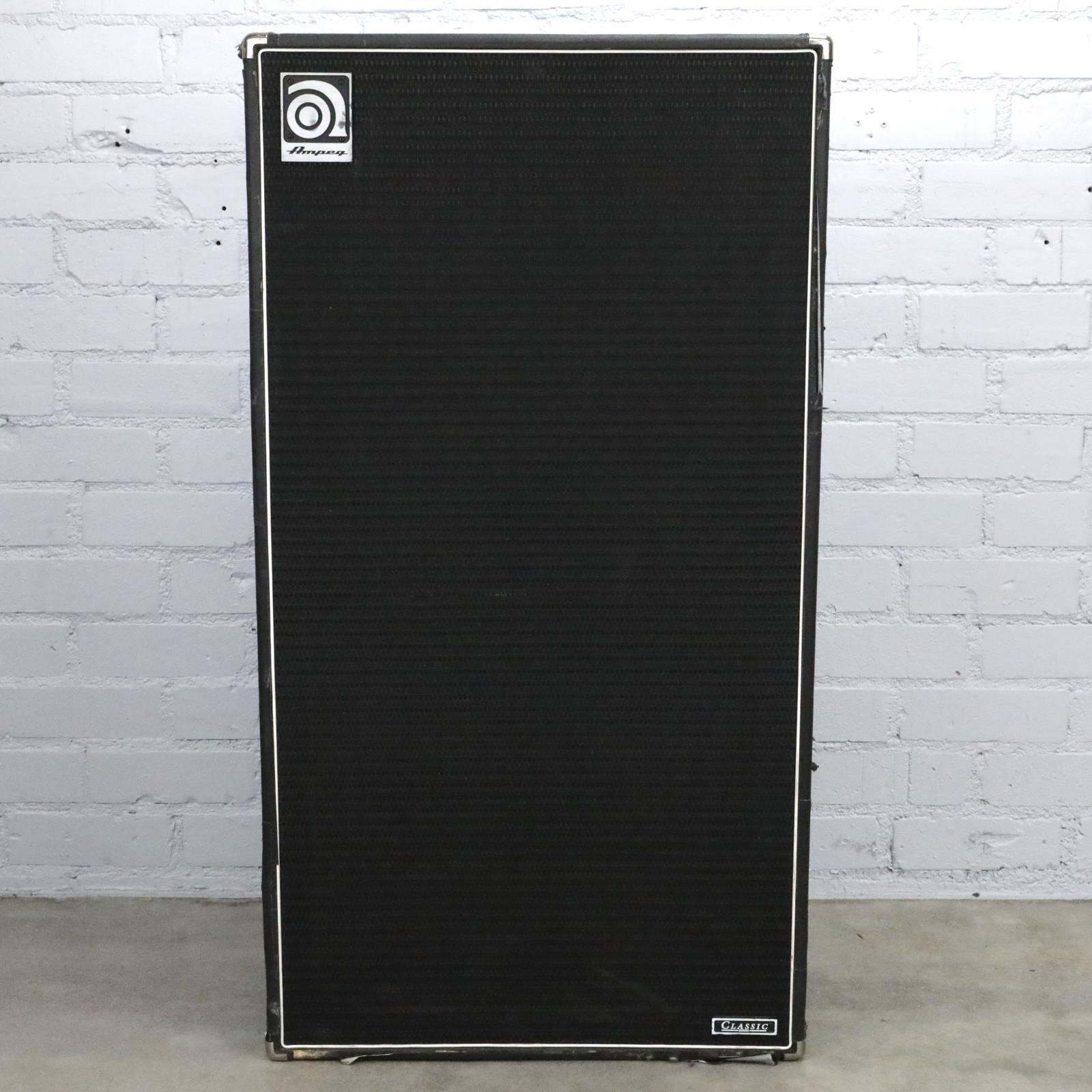 Ampeg SVT-810E Classic 8x10 Bass Speaker Cabinet #40735