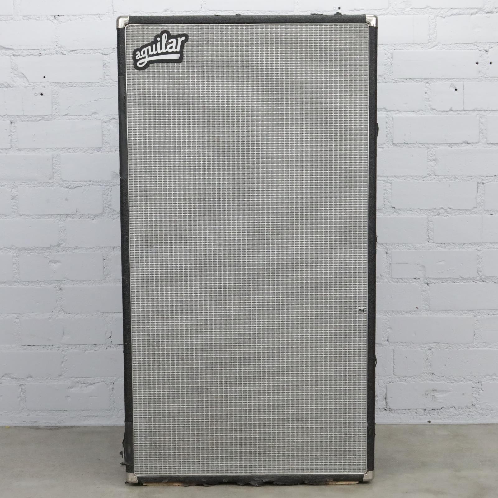 Aguilar DB810 8x10 Bass Speaker Cabinet #40746