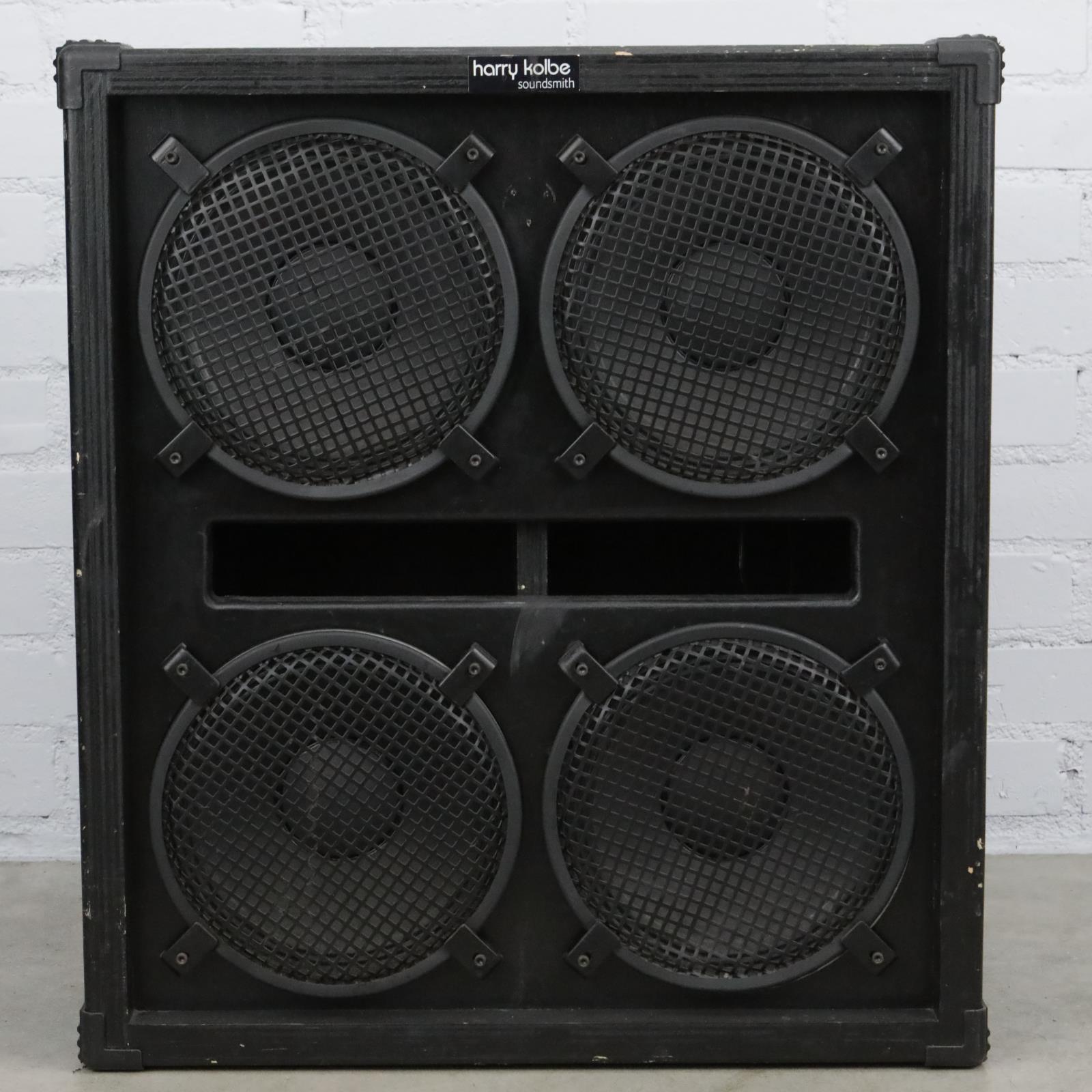 Harry Kolbe Soundsmith DTLA 4x 12 Speaker Cabinet Electro-Voice EVM12L #40493