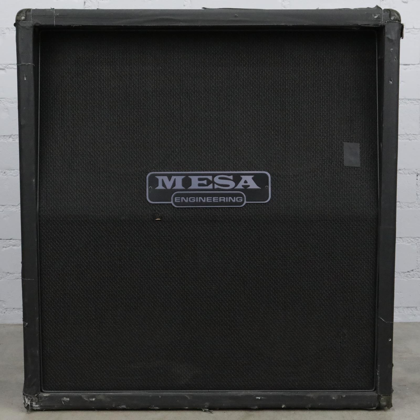 Mesa Engineering 4FB 4x12 Straight Cab Celestion G12 Vintage 30 Speakers #40737