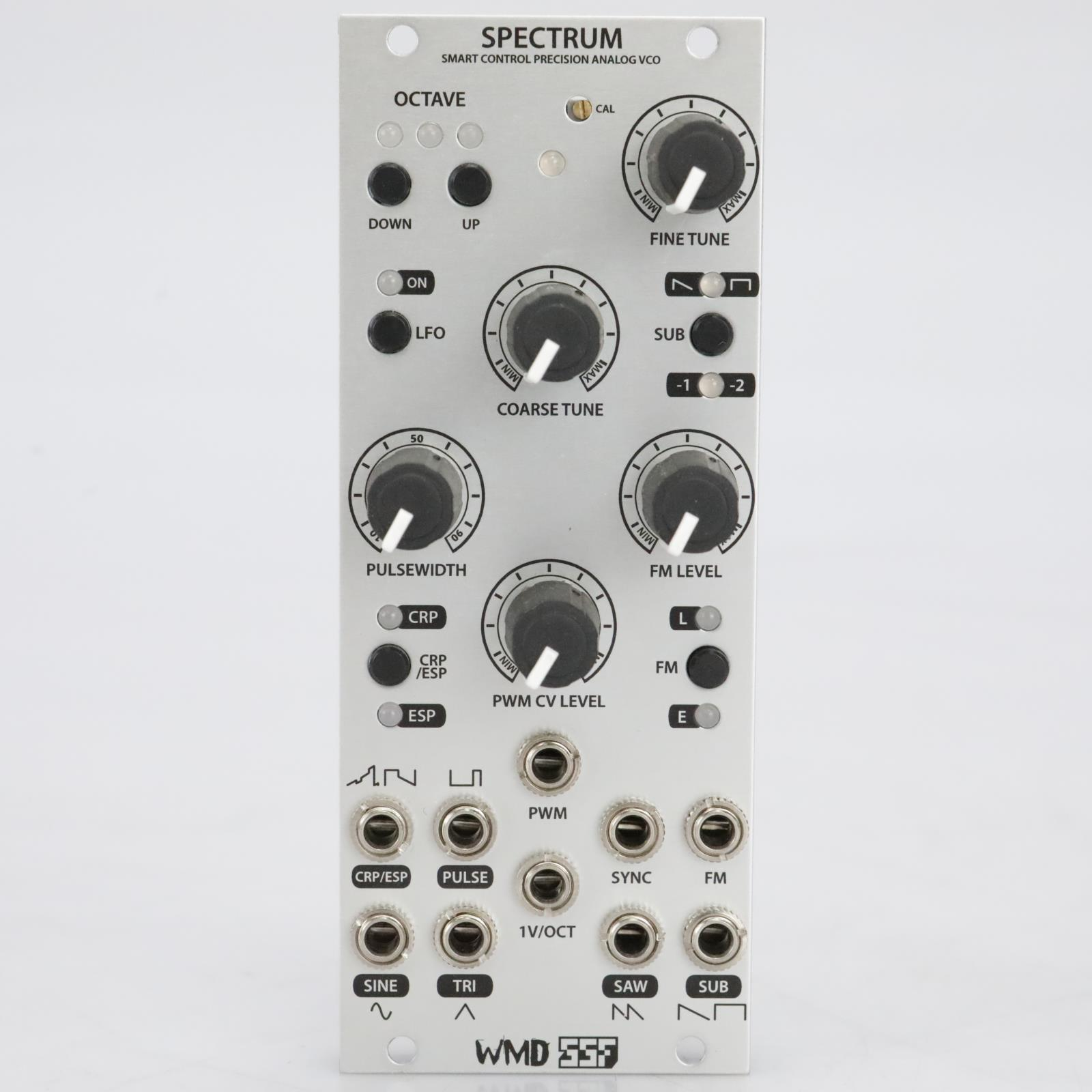 WMD SSF Spectrum Analog VCO Eurorack Synthesizer Module #40867