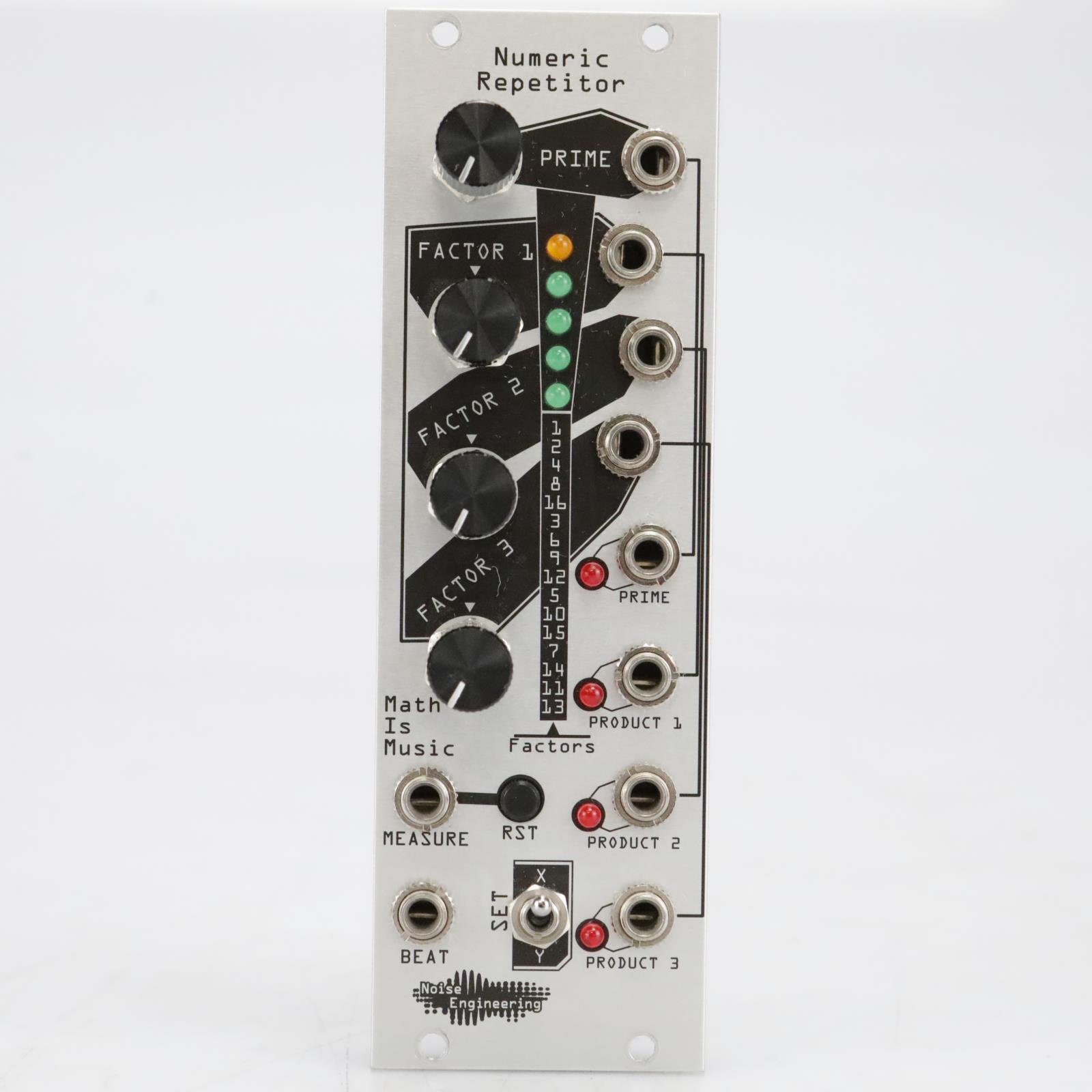 Noise Engineering Numeric Repetitor Gate Generator Eurorack Synthesizer #40879