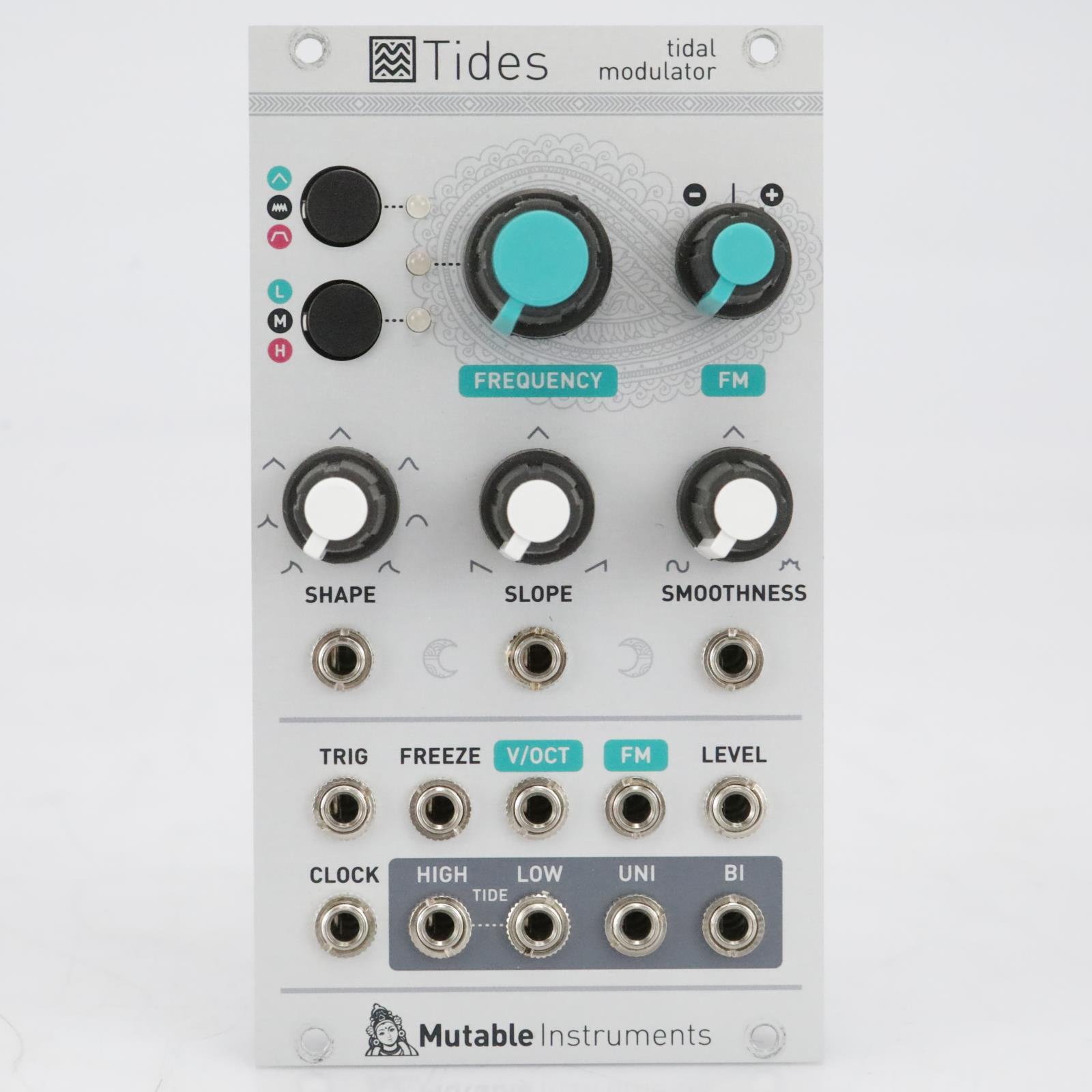 Mutable Instruments Tides Tidal Modulator Eurorack Module #40962