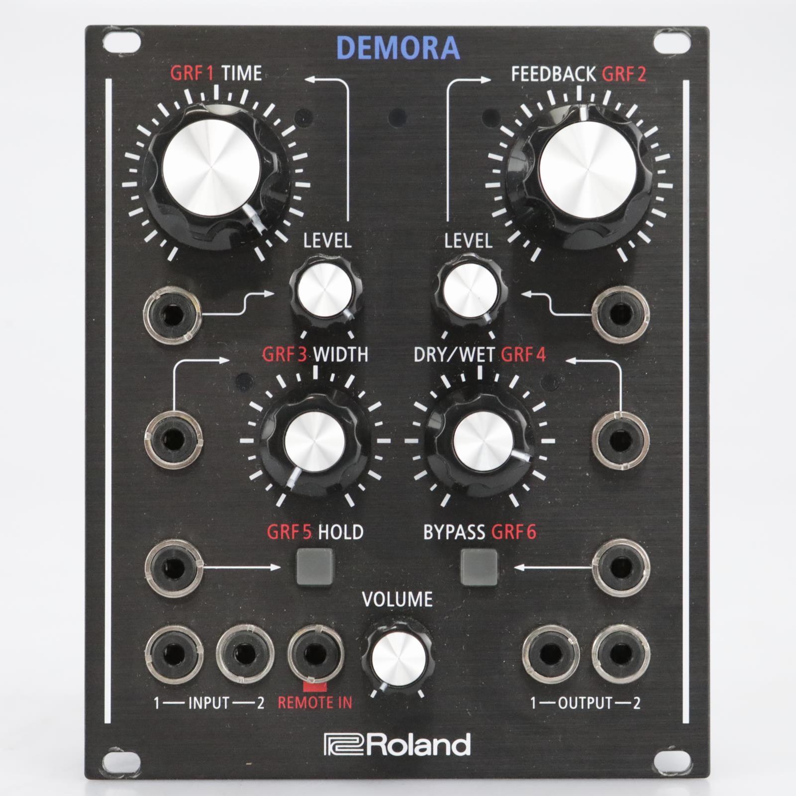 Roland Demora AIRA Eurorack Modular Delay Effects Module #40945