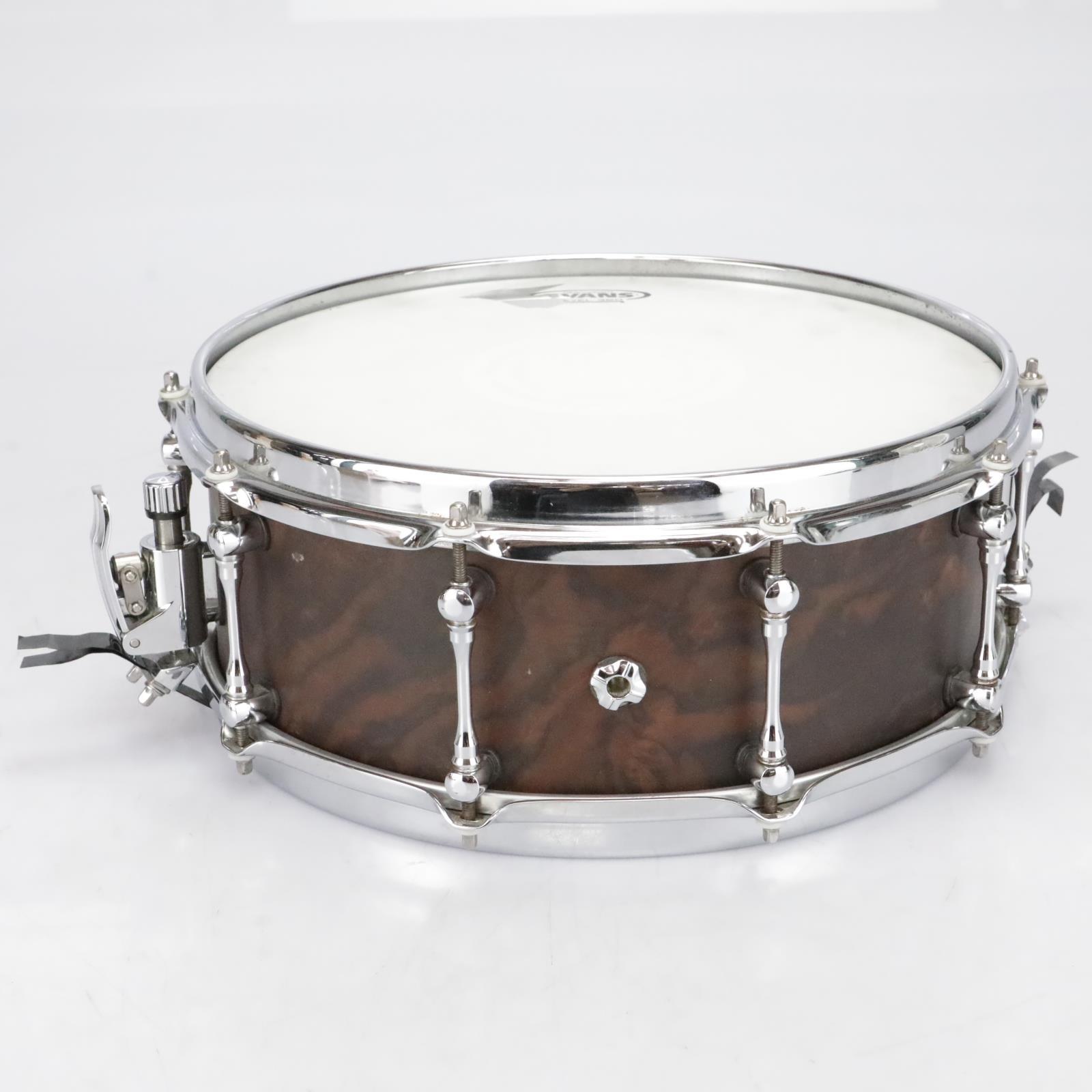 "Mapex Black Panther Walnut 14"" x 6"" Snare Drum #41061"