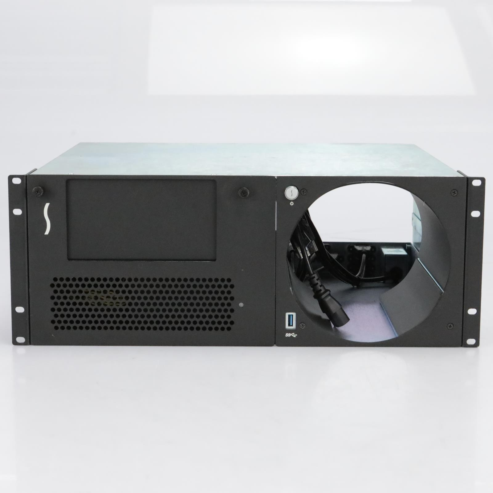 Sonnet xMac Pro Server Echo Express III Chassis PCIe Thunderbolt #41060