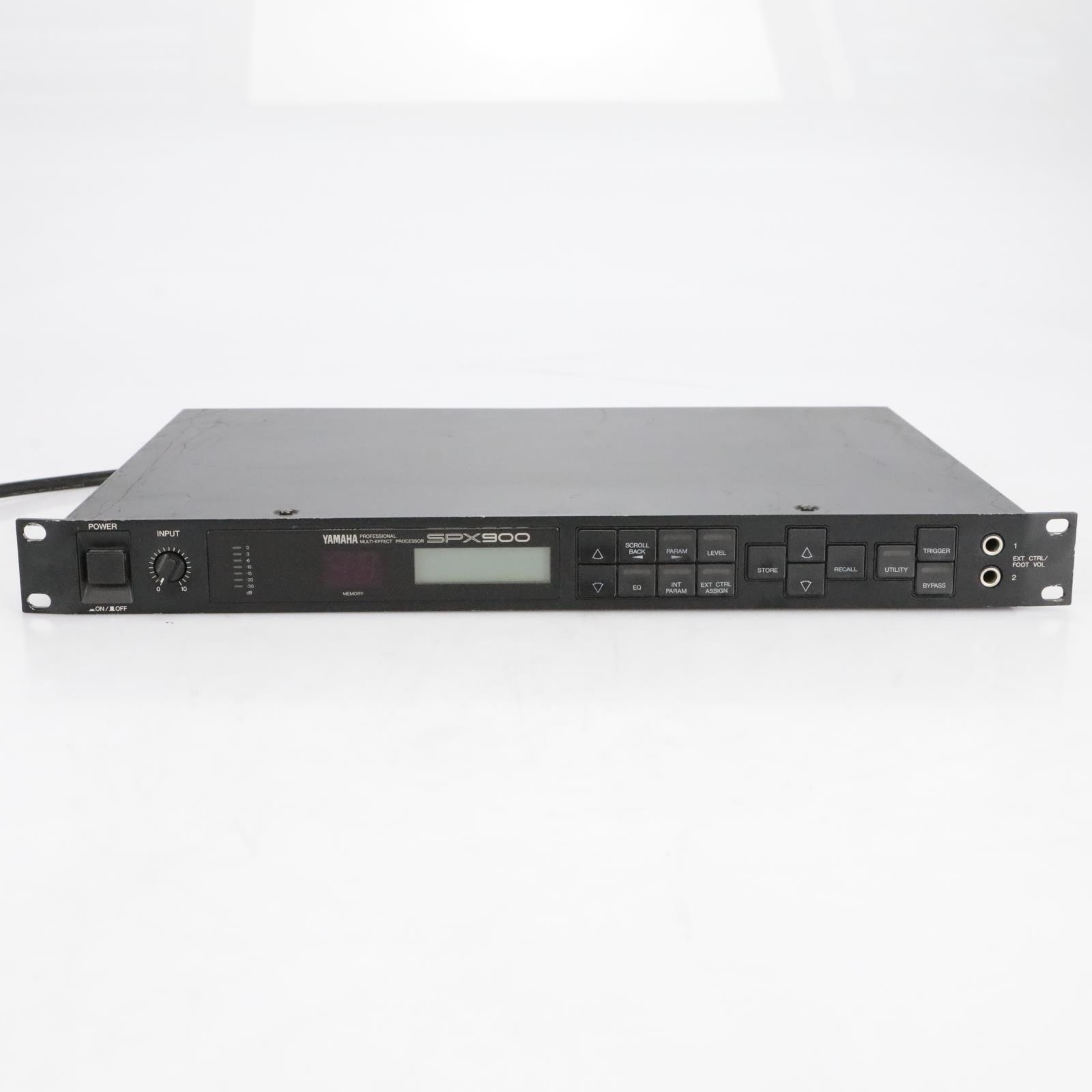 Yamaha SPX900 Multi-Effect Processor #40221