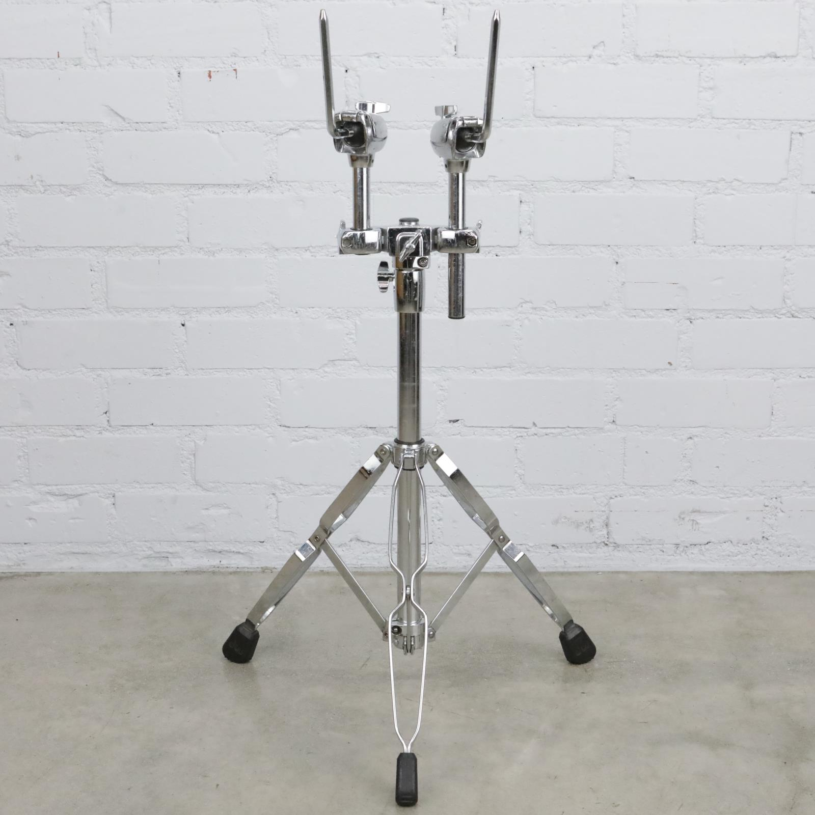 DW 9000 series / Mapex Double Braced Dual Tom Mount Stand #41159
