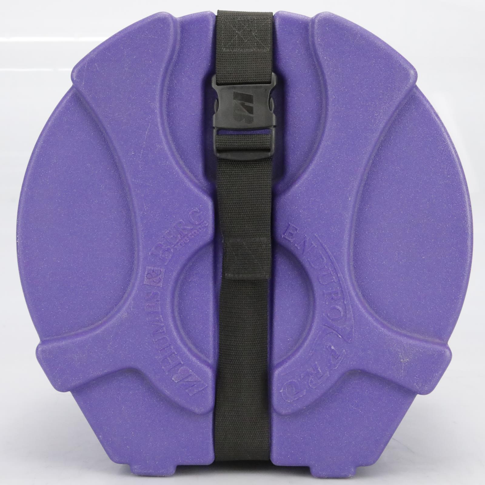 "Humes & Berg Enduro Pro 14"" Tom Drum Case Purple #41225"