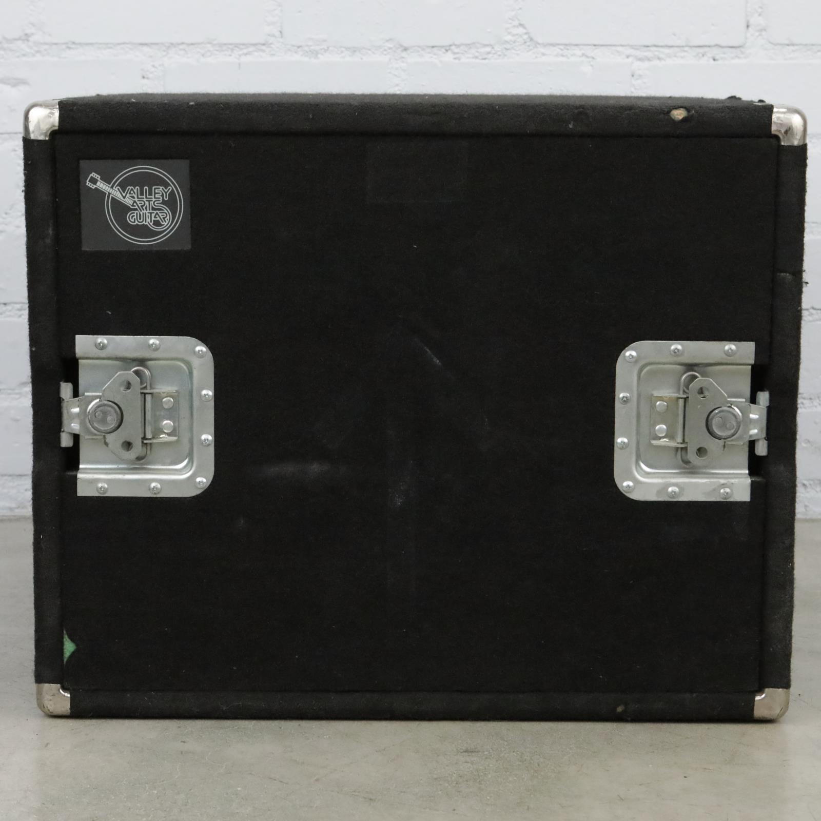 Valley Arts Guitar 8U 8 Space Shock Rack Carpeted Road Case w/ Drawer #40425