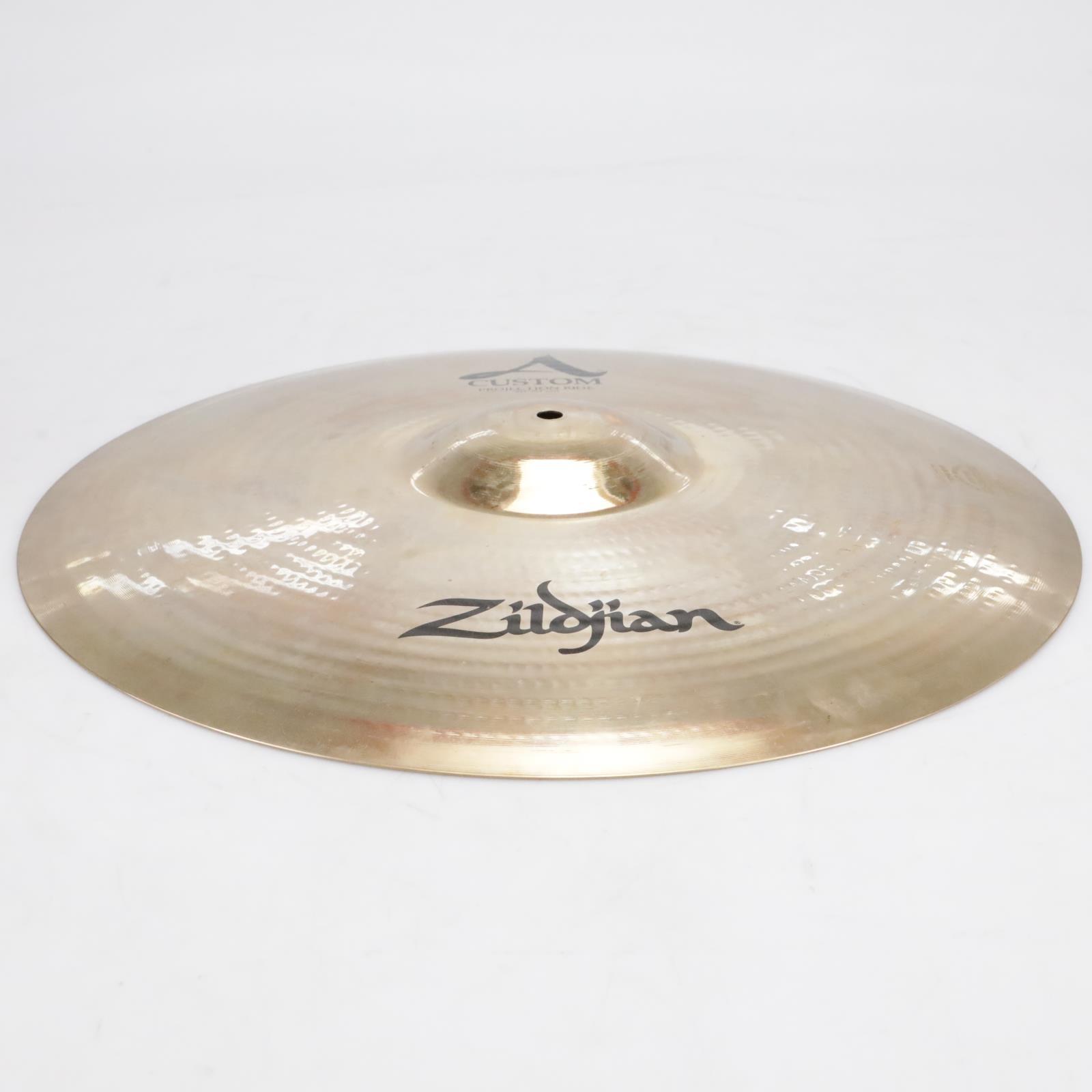 """Zildjian A Custom A20519 20""""/51cm Projection Ride Cymbal Video! #41308"""