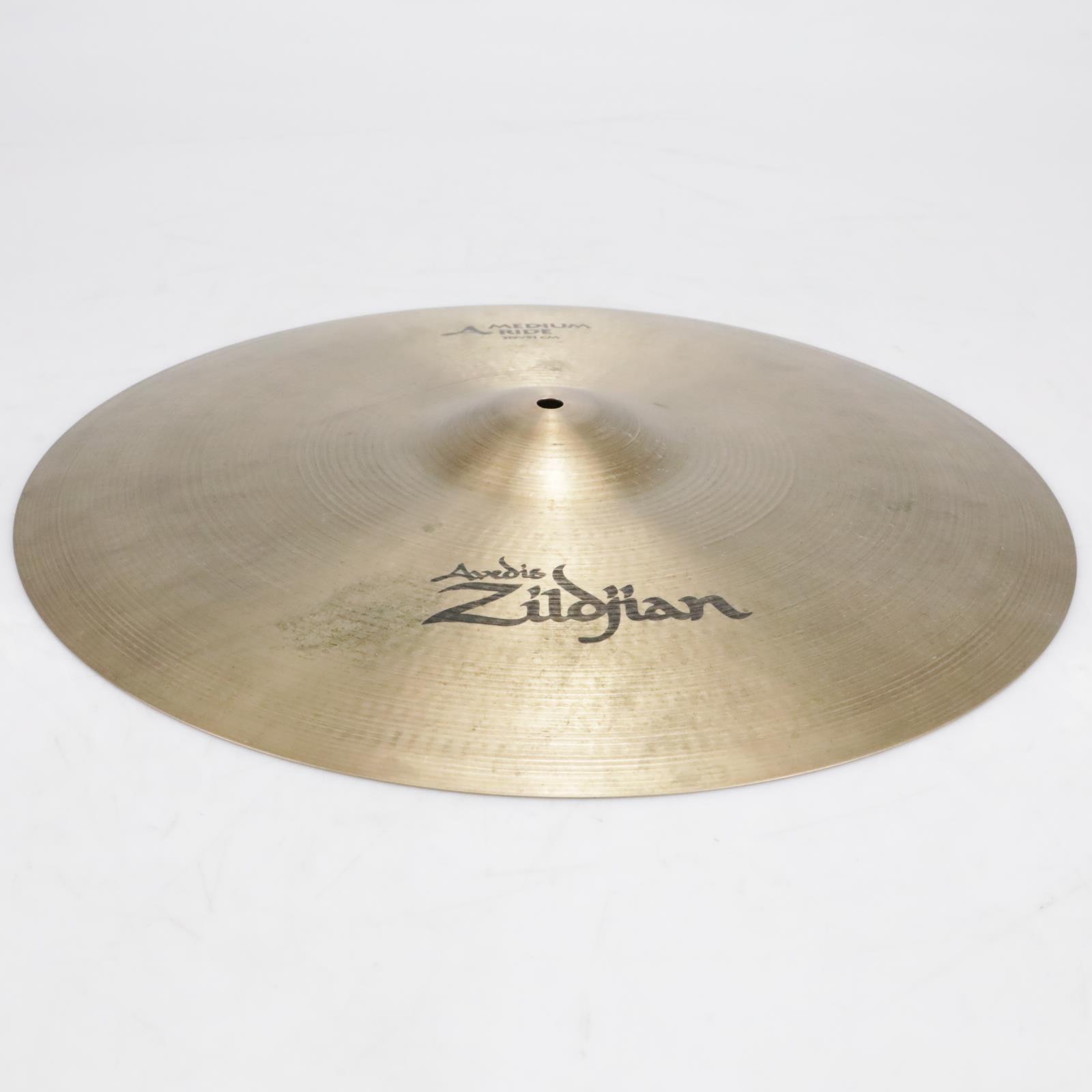 """Zildjian A Series 20""""/51cm Medium Ride Cymbal Video! #41291"""
