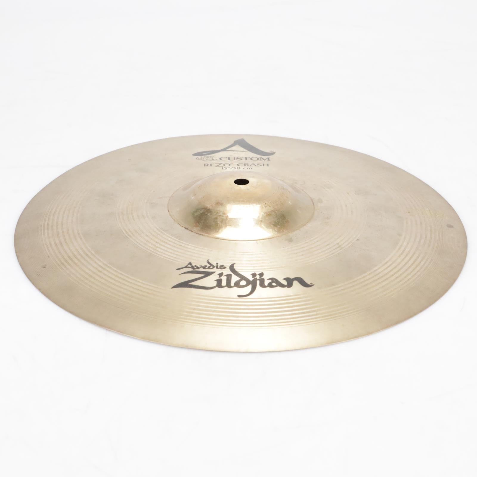 """Zildjian A Custom Rezo 15""""/38cm Crash Cymbal #41240"""
