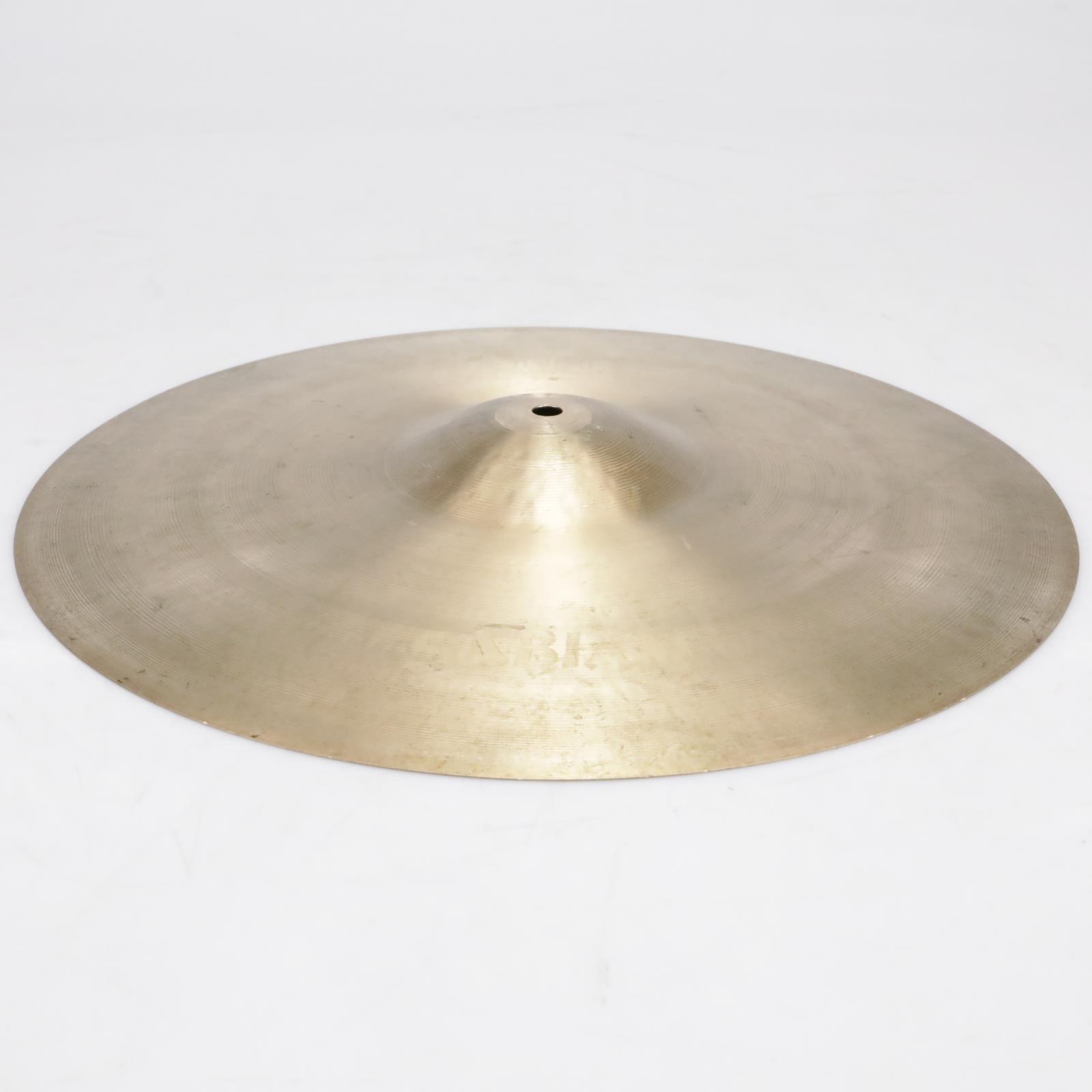 """Sabian Paragon 18""""/46cm Crash Cymbal Video! #41277"""