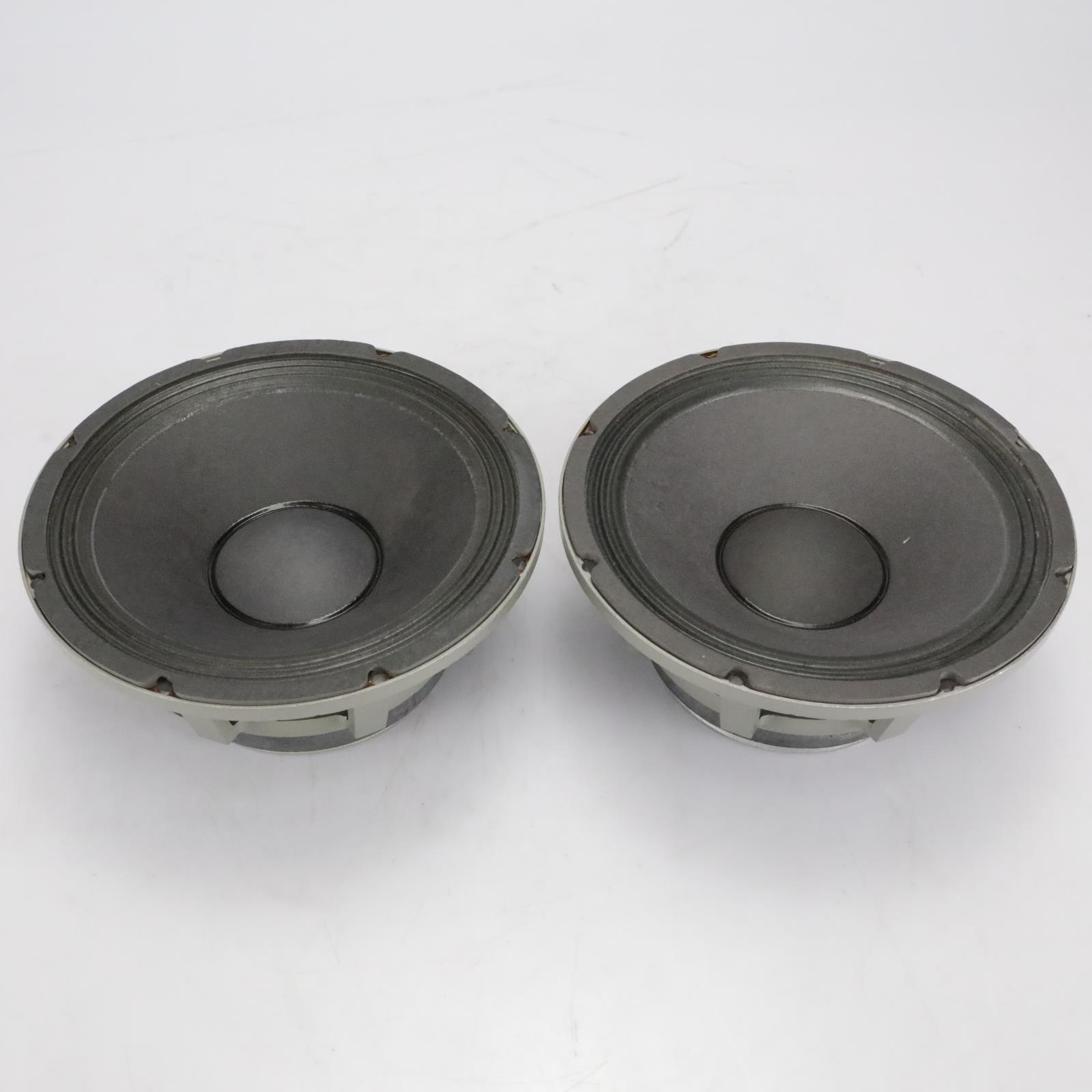 "2 12"" Electro-Voice EVM Model 12L OEM Type Guitar Cabinet Speakers #41336"