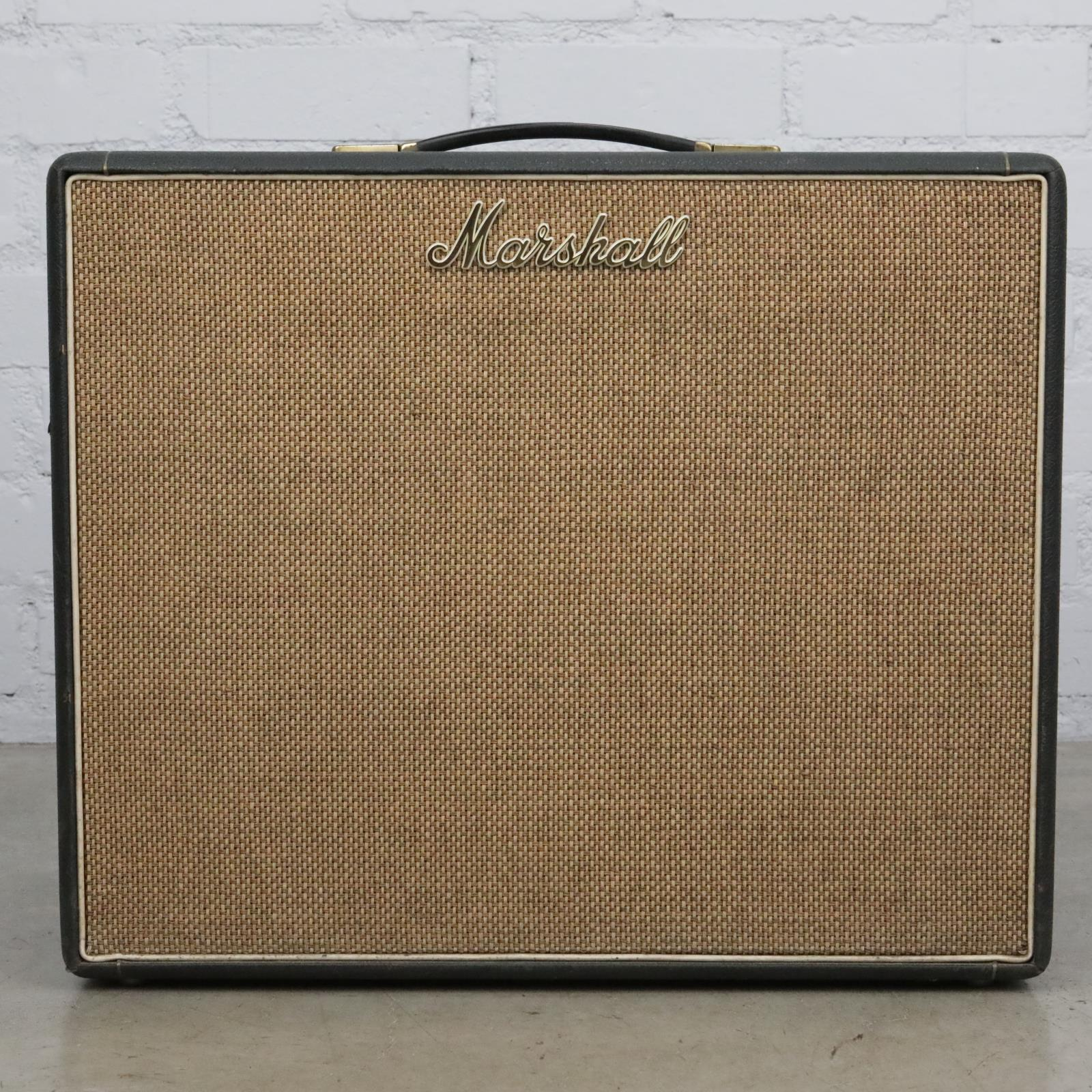 "1969 Marshall 1930 ""Popular"" Tube Combo Guitar Amplifier #41572"