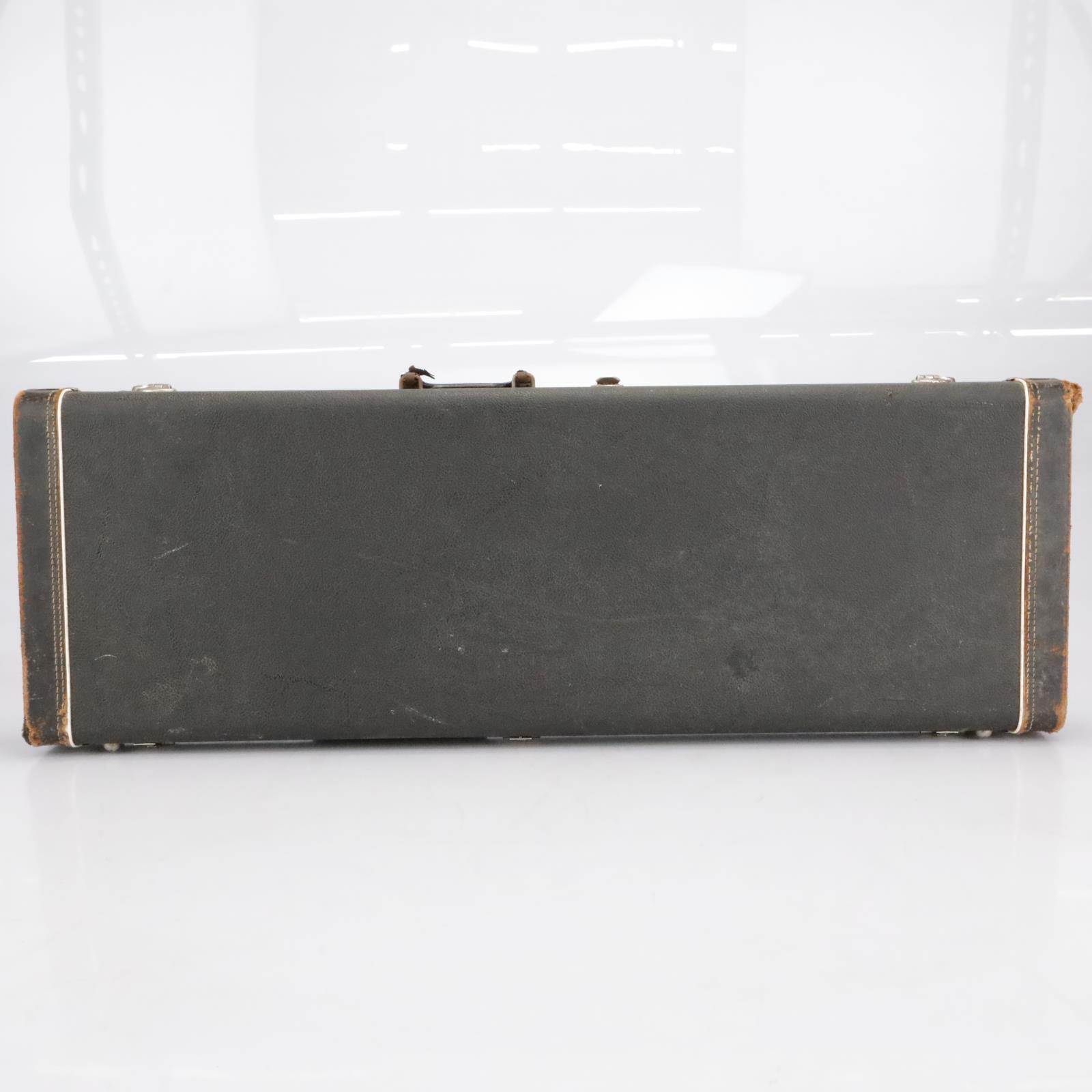 Vintage 1964 Fender Stratocaster / Telecaster Hardshell Guitar Case #41569