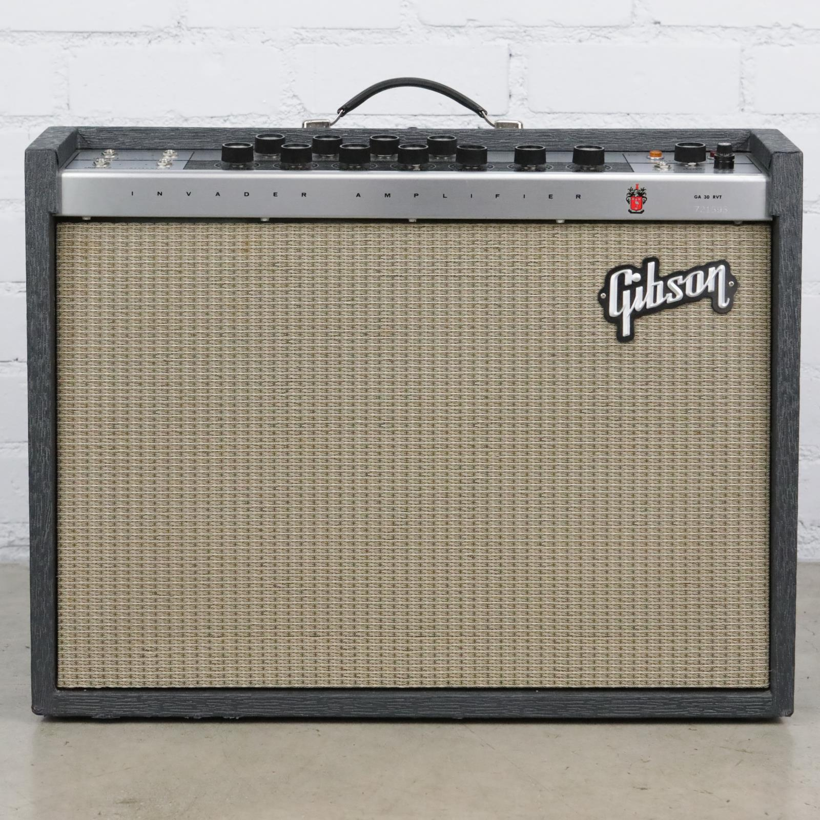 Gibson Invader GA-30 RVT Tube Guitar Combo Amplifier #41588