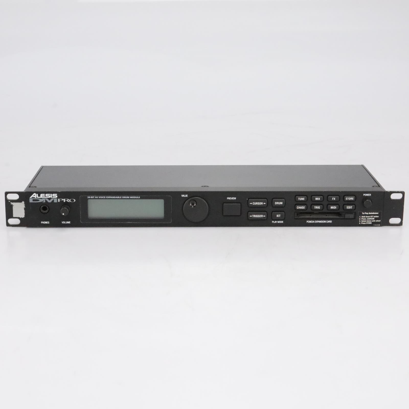 Alesis DM PRO Drum Machine Rack #41637