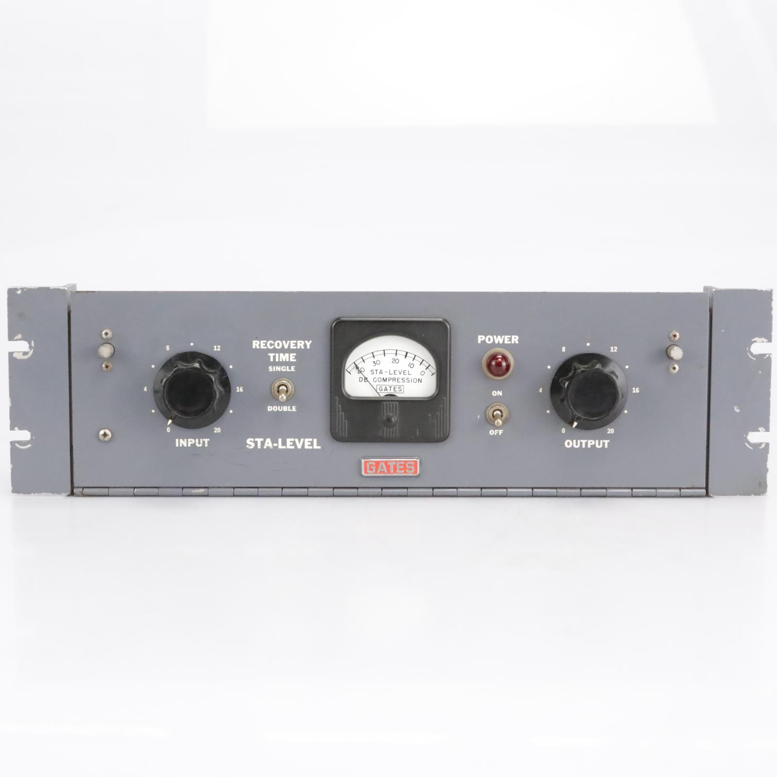 Vintage Gates Sta-Level M-5167 Tube Compressor / Limiter #40223