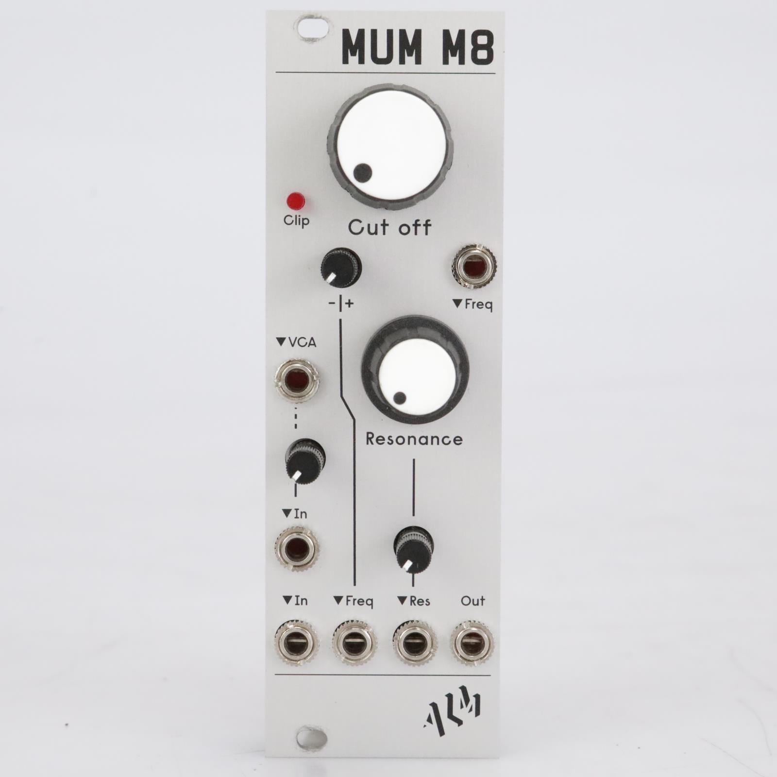 ALM MUM M8 Low Pass Filter Eurorack Synth Module #41846