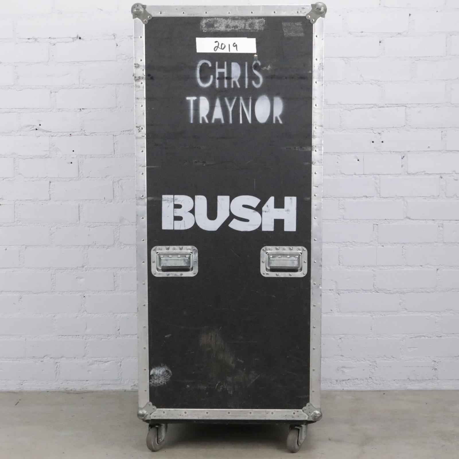 Dragon Case 23U 23 Space ATA Rack Road Case Used By Chris Traynor of BUSH #41843