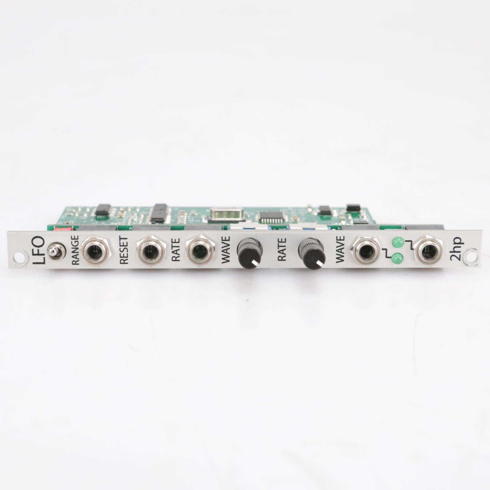 2HP LFO V2 Eurorack Module #41858