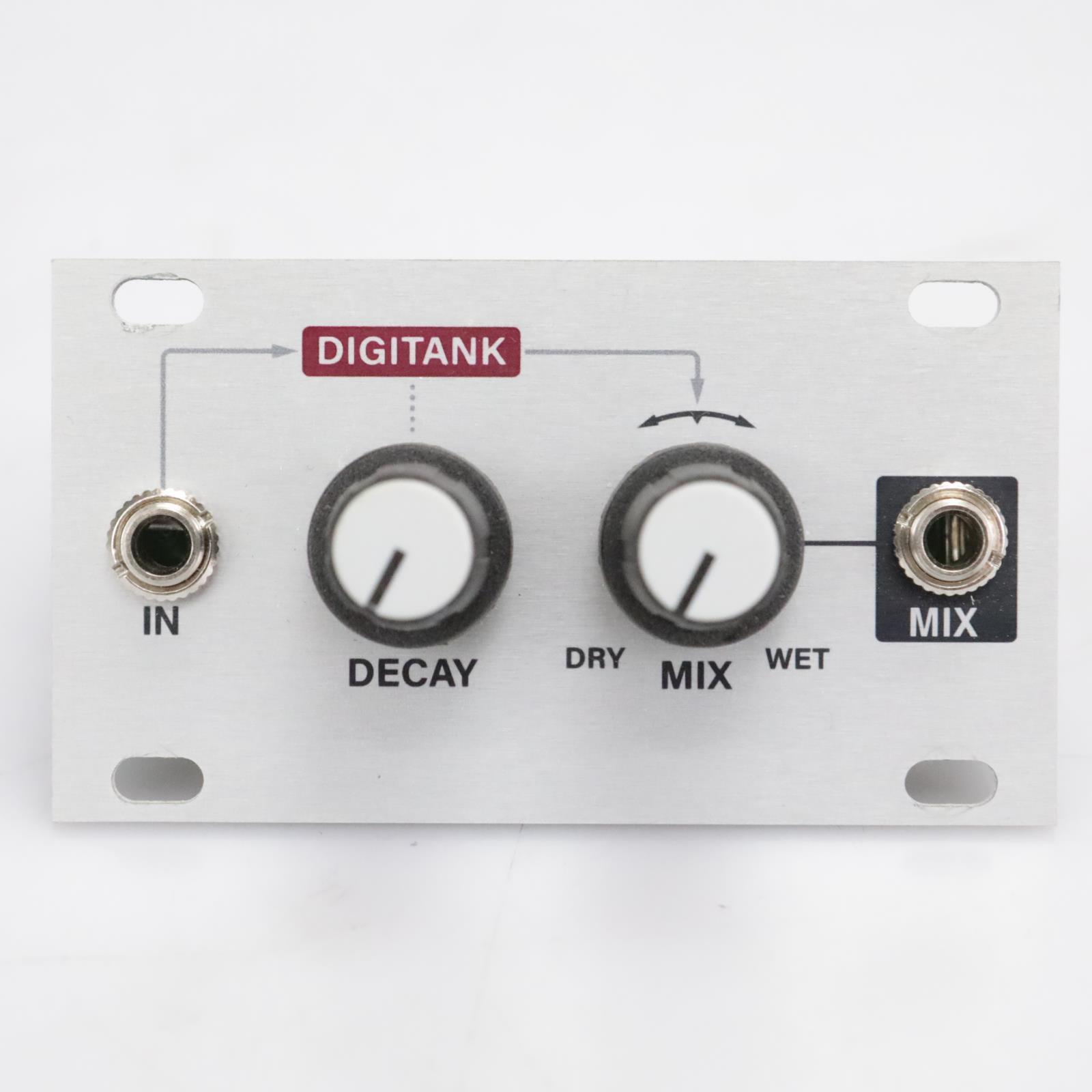 Intellijel Digiverb w/ Accutronics BTDR-3V Reverb Synth Module #41848