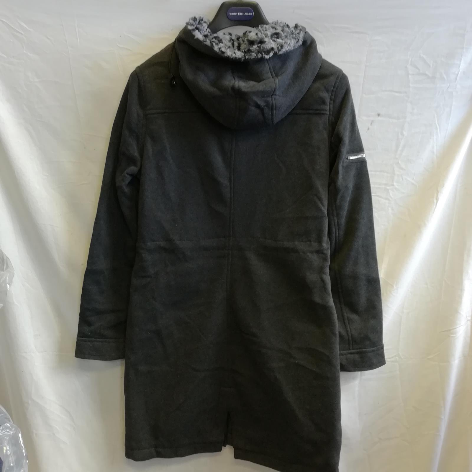 Yoki womens Long Anorak Fleece Jacket Fleece