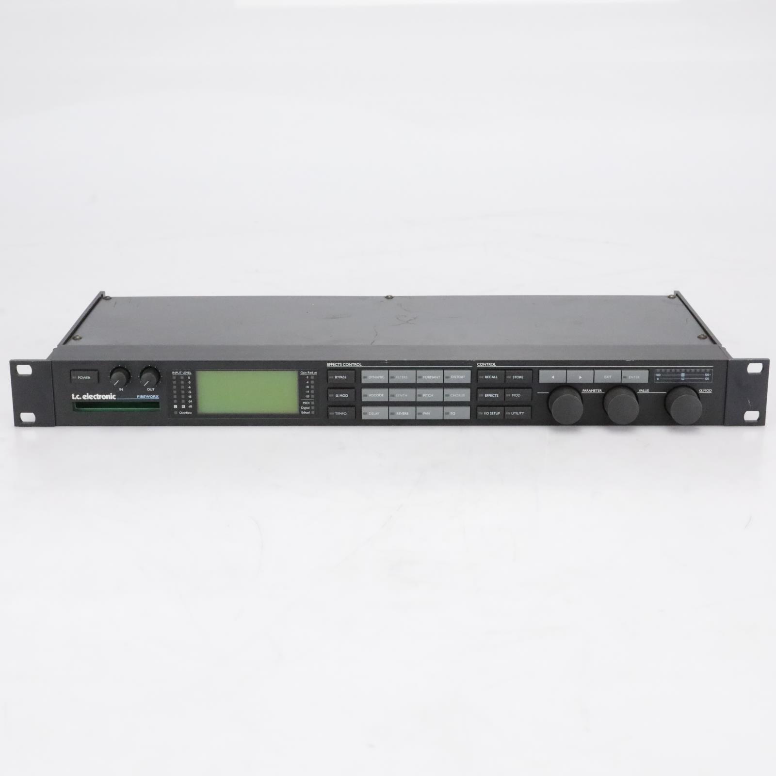 T.C. Electronic Fireworx Multi-Effects Processor TC #41906