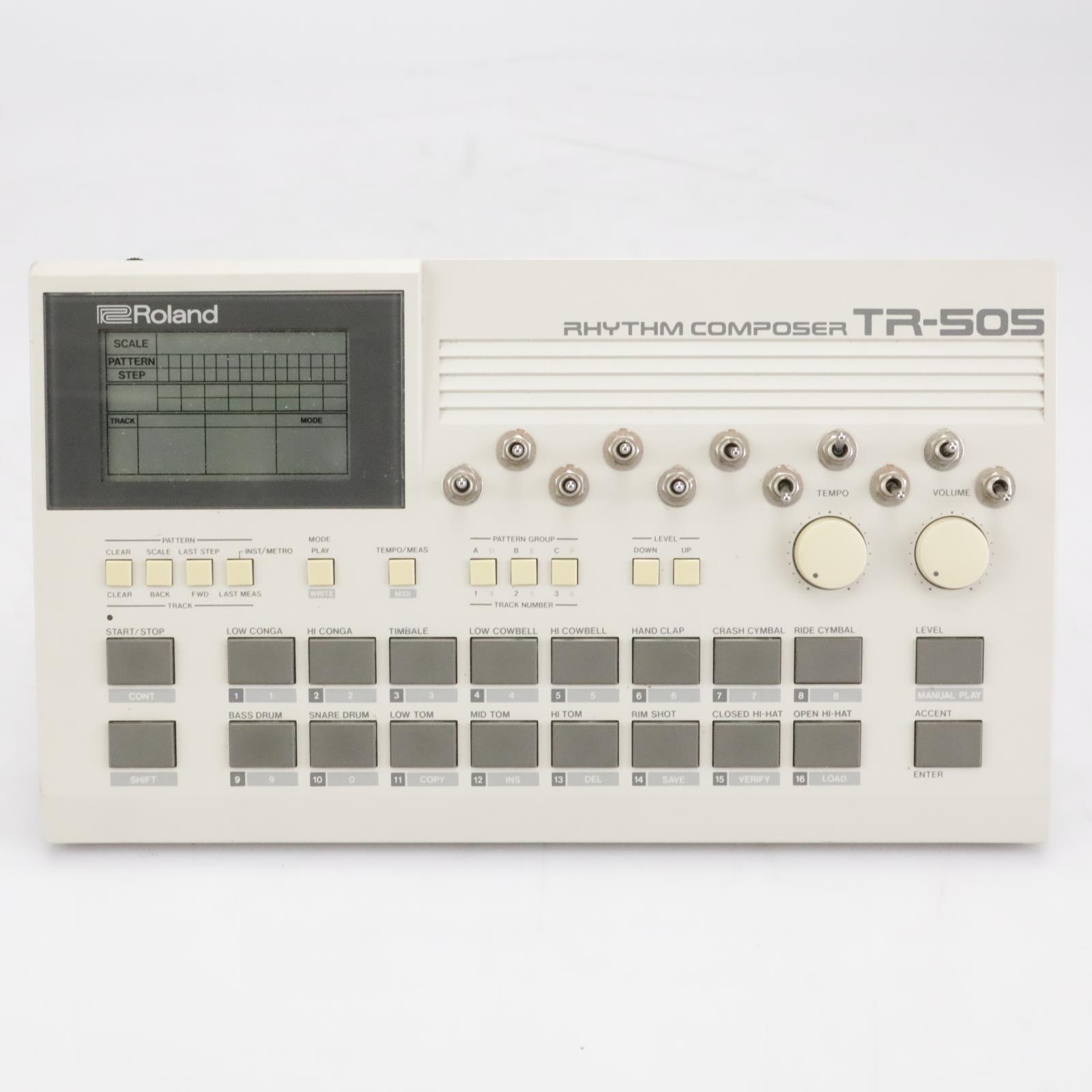 Roland TR-505 Rhythm Composer Drum Machine Modded #41973