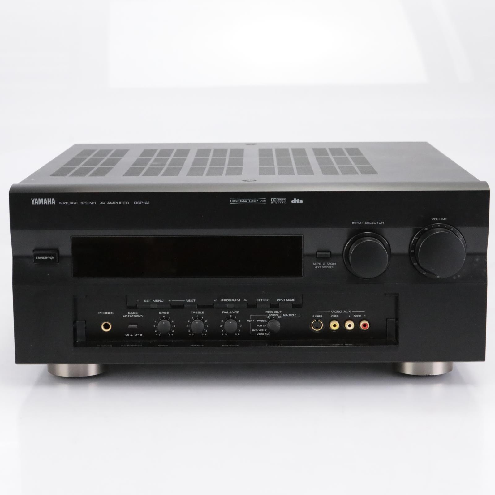 Yamaha DSP-A1 7-Channel Integrated AV Amplifier w/ Remote #41872