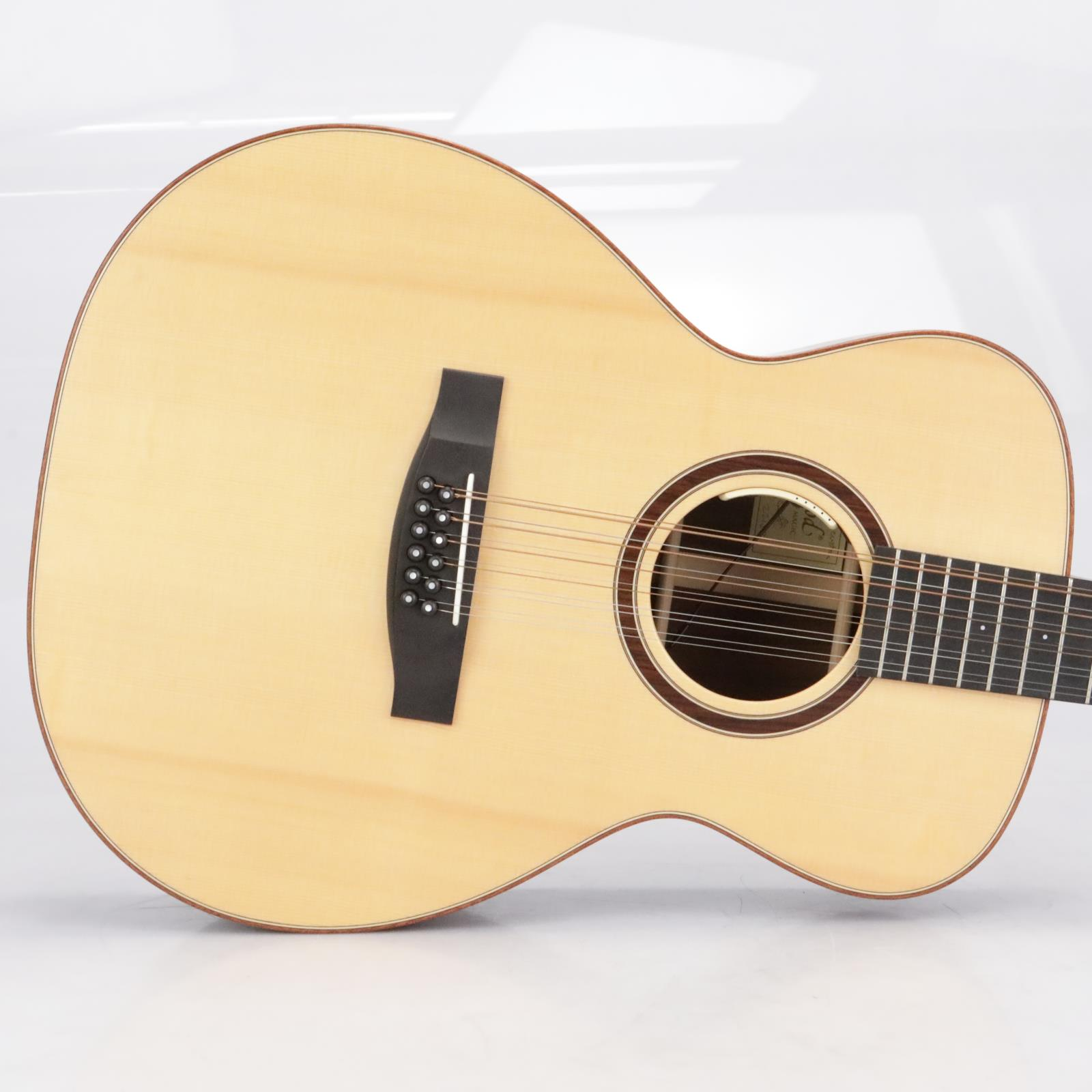 Lakewood M-31 Custom 12-String Acoustic Guitar w/ Case #41865