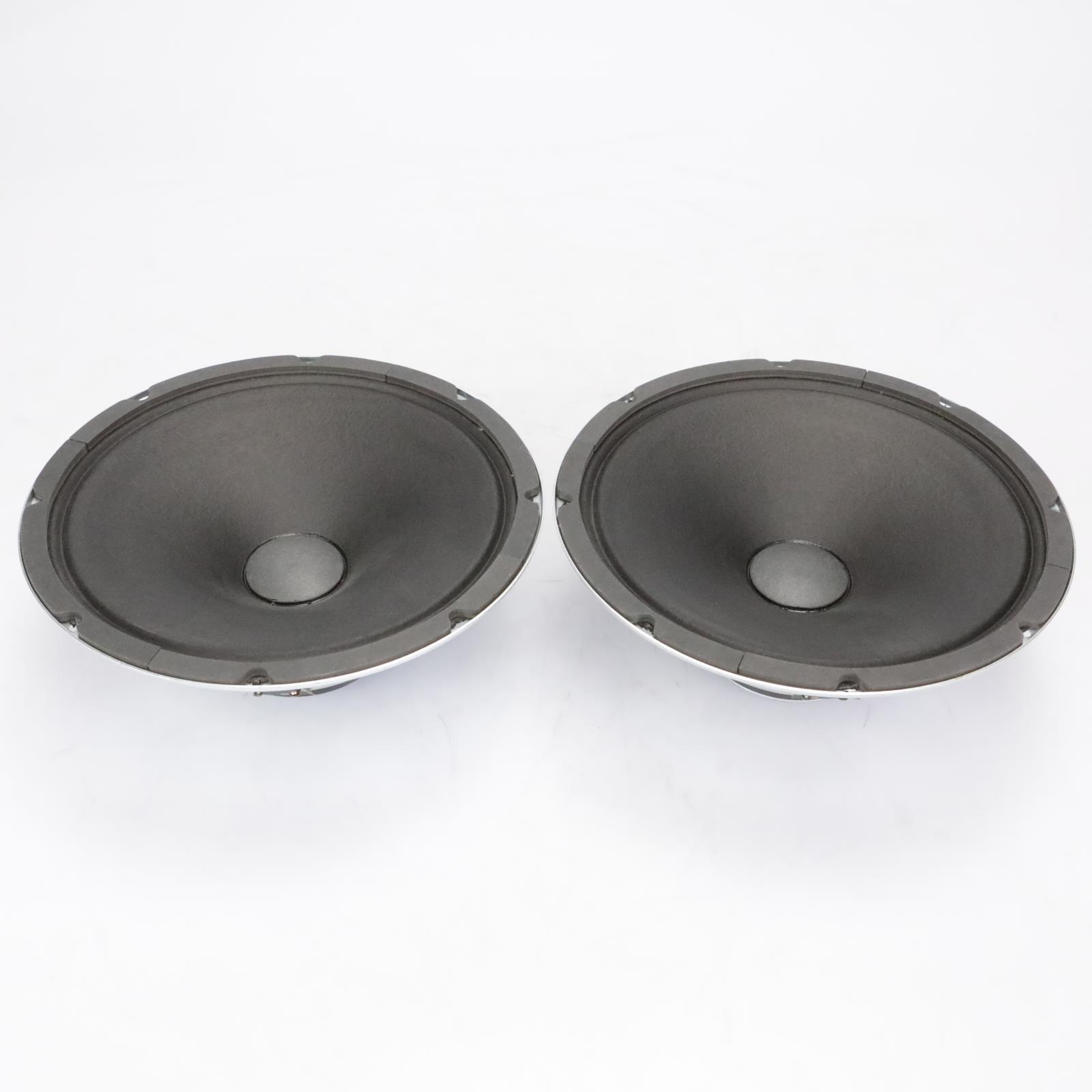"2 Unbranded 12"" Guitar Amp 8 ohm Speakers #42138"